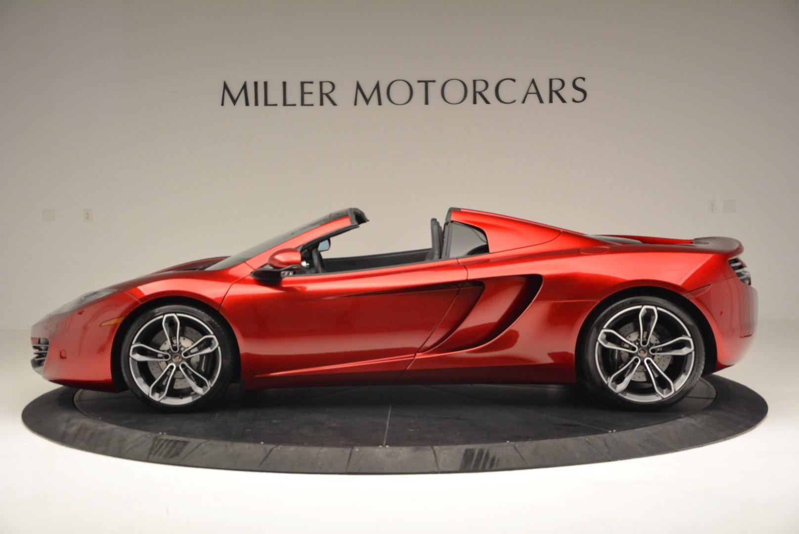 Used 2013 McLaren MP4-12C Base For Sale In Greenwich, CT. Alfa Romeo of Greenwich, 3066C 64_p3