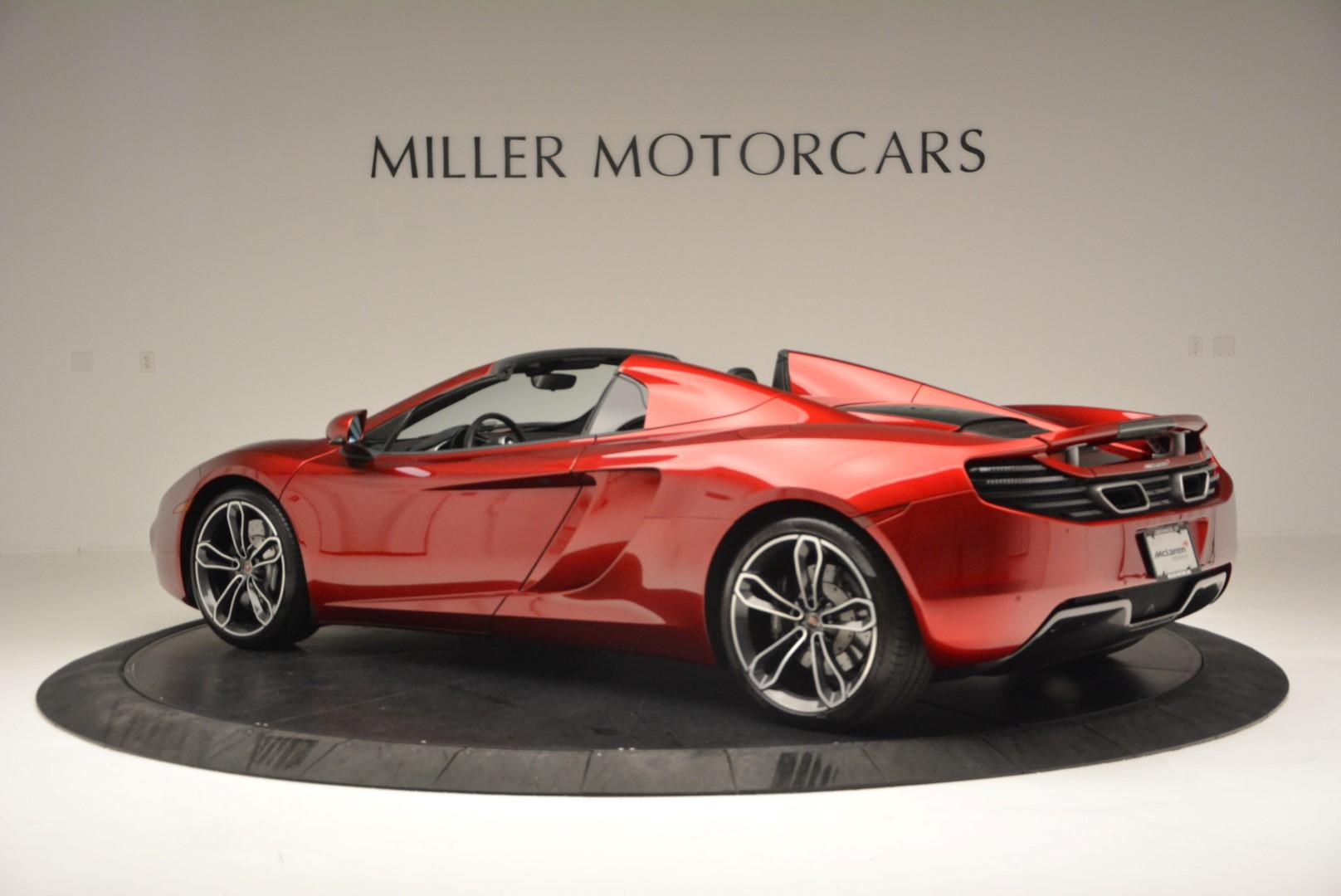 Used 2013 McLaren MP4-12C Base For Sale In Greenwich, CT. Alfa Romeo of Greenwich, 3066C 64_p4