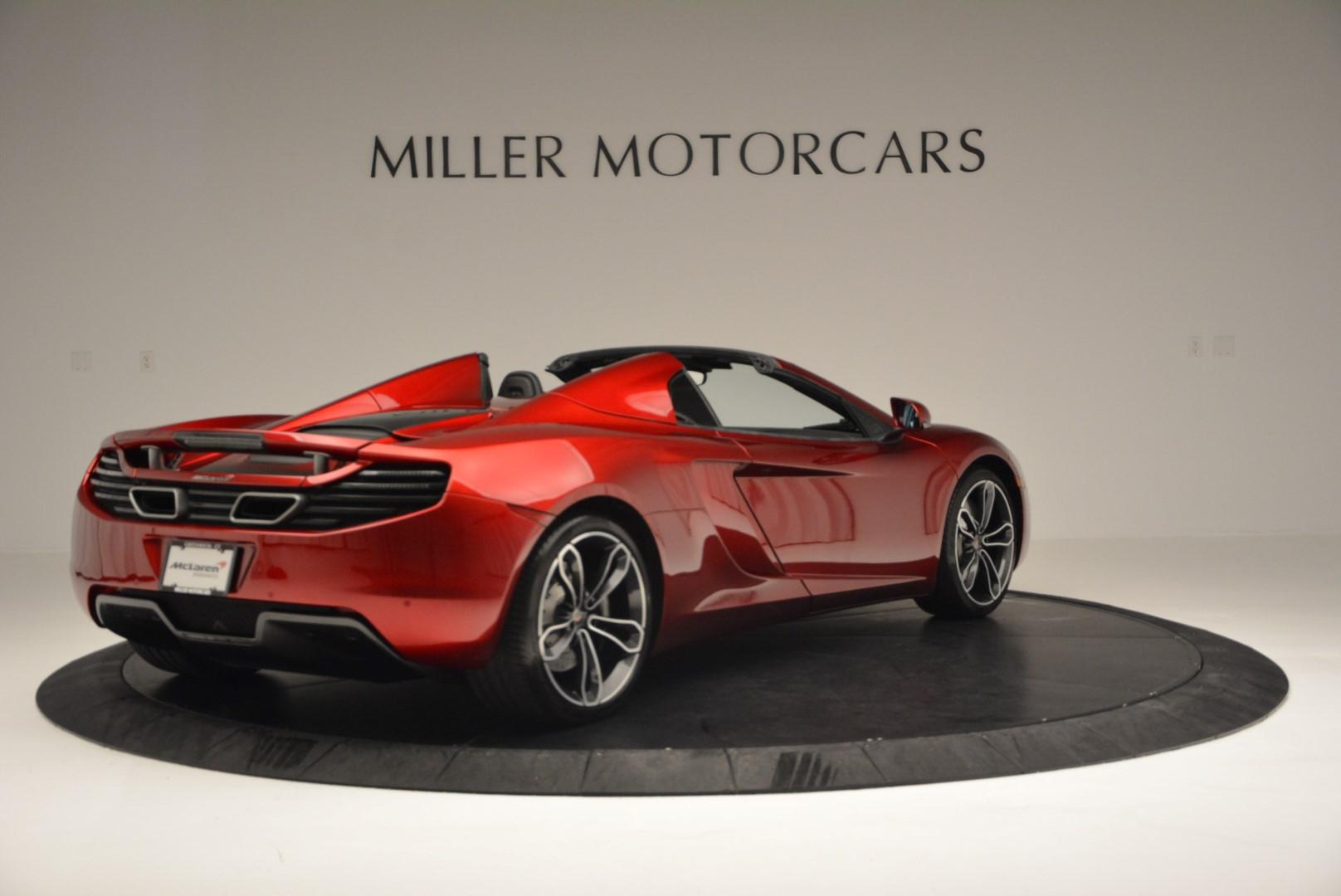 Used 2013 McLaren MP4-12C Base For Sale In Greenwich, CT. Alfa Romeo of Greenwich, 3066C 64_p7