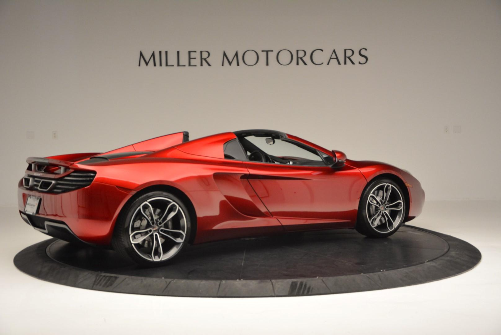 Used 2013 McLaren MP4-12C Base For Sale In Greenwich, CT. Alfa Romeo of Greenwich, 3066C 64_p8