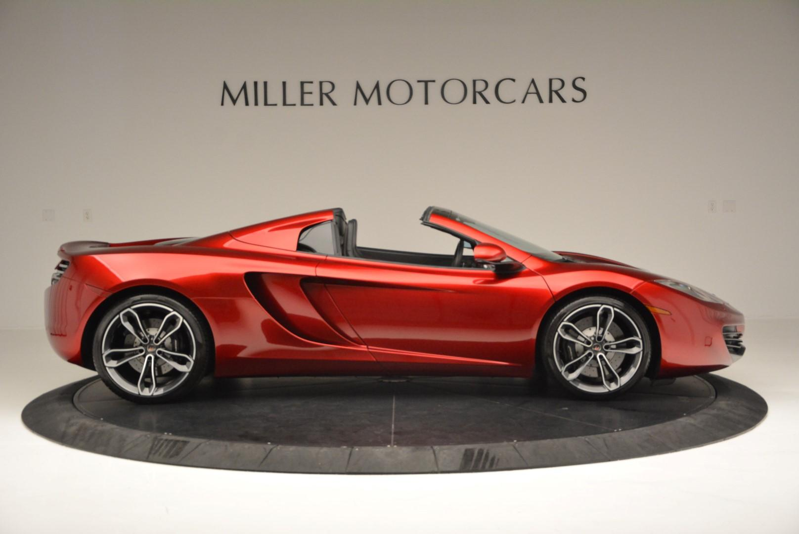 Used 2013 McLaren MP4-12C Base For Sale In Greenwich, CT. Alfa Romeo of Greenwich, 3066C 64_p9