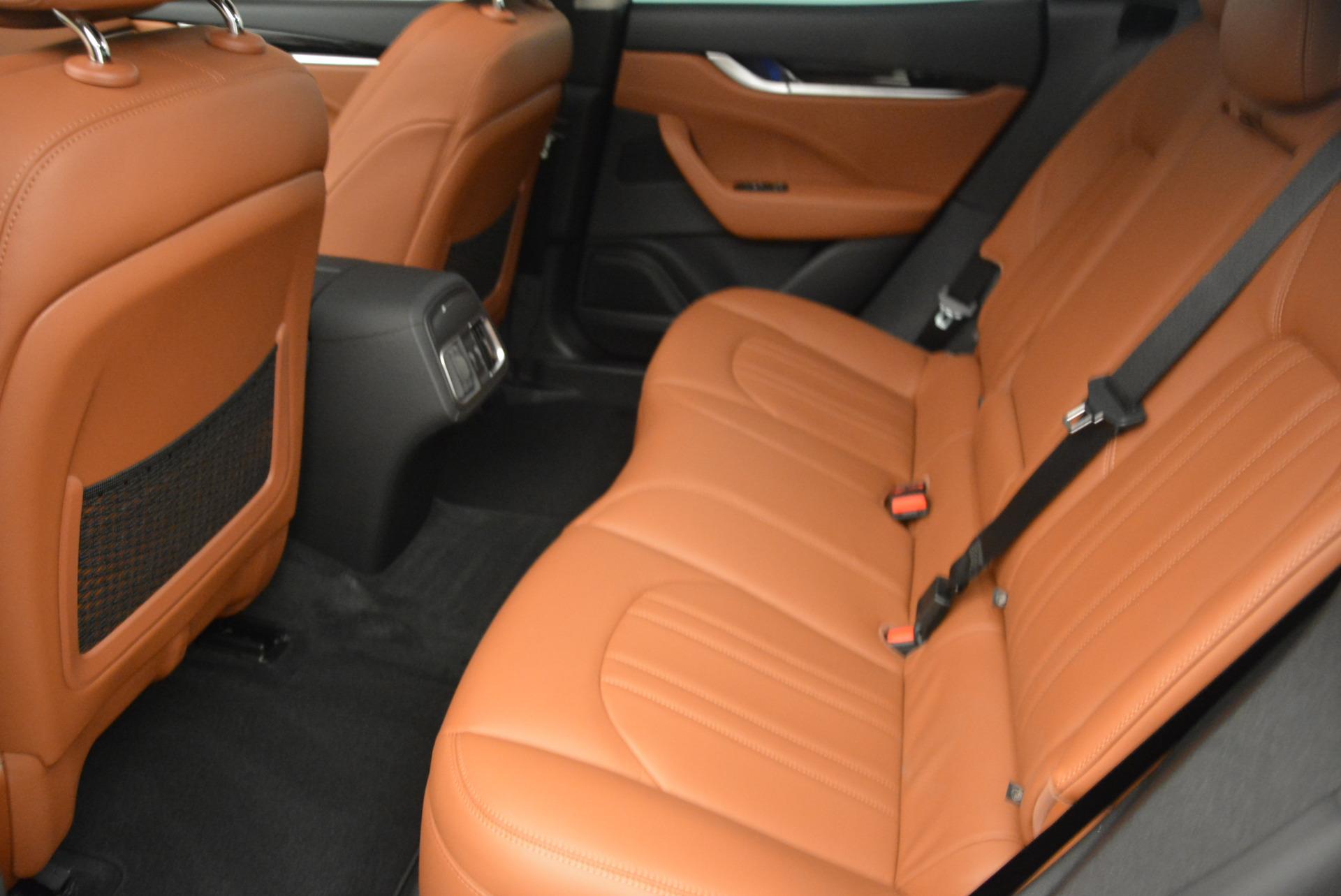 New 2017 Maserati Levante  For Sale In Greenwich, CT. Alfa Romeo of Greenwich, M1697 641_p17