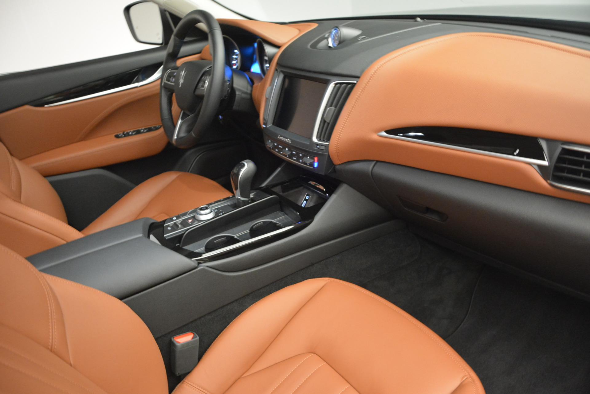 New 2017 Maserati Levante  For Sale In Greenwich, CT. Alfa Romeo of Greenwich, M1697 641_p19