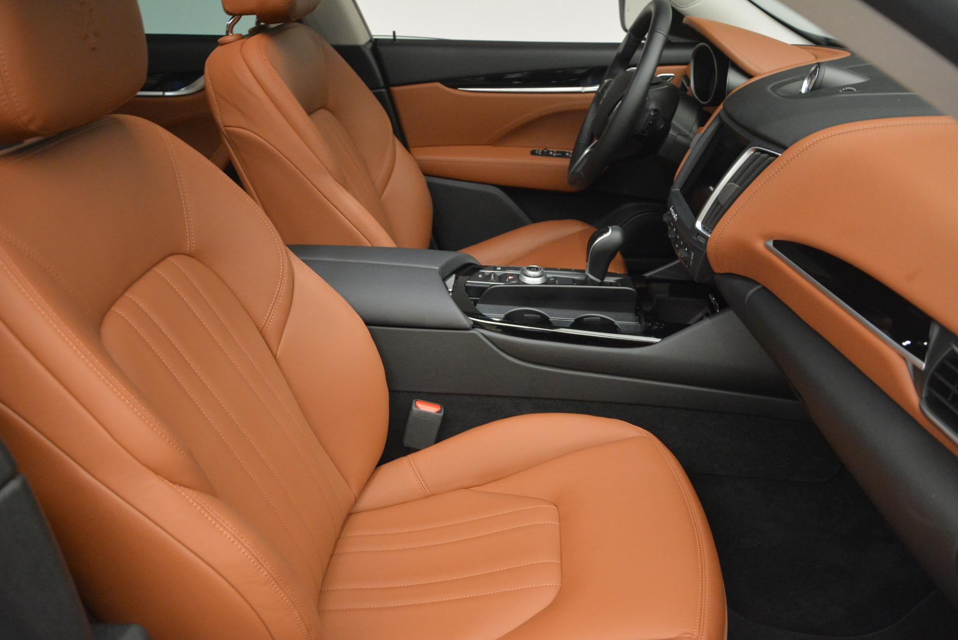 New 2017 Maserati Levante  For Sale In Greenwich, CT. Alfa Romeo of Greenwich, M1697 641_p20