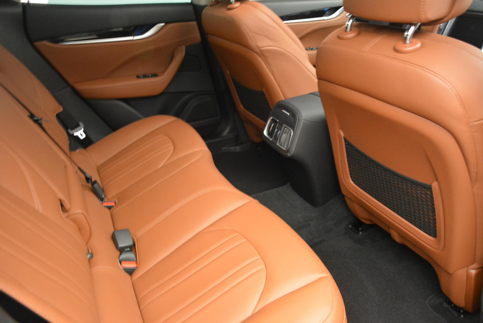 New 2017 Maserati Levante  For Sale In Greenwich, CT. Alfa Romeo of Greenwich, M1697 641_p22