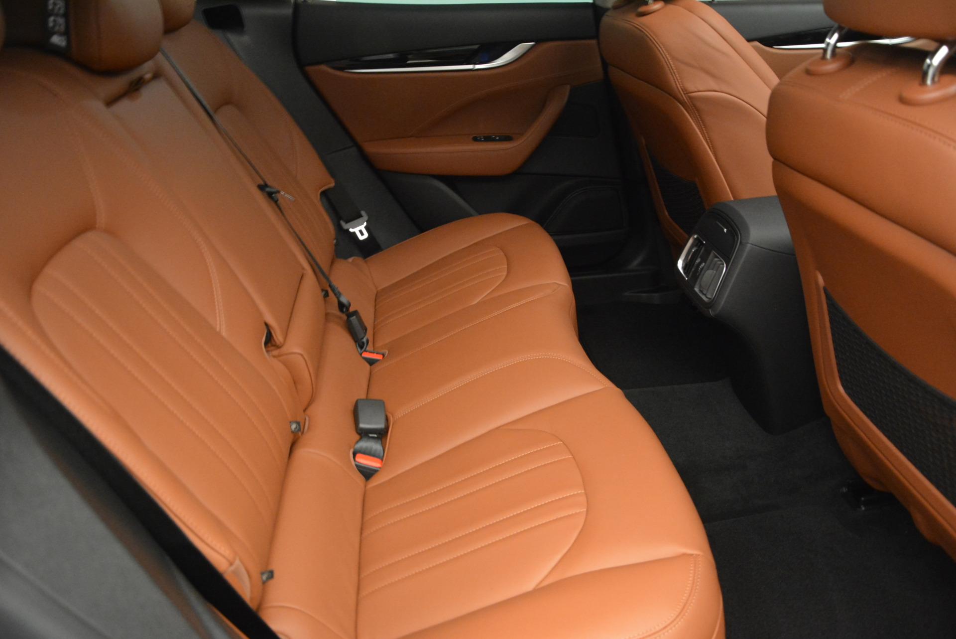 New 2017 Maserati Levante  For Sale In Greenwich, CT. Alfa Romeo of Greenwich, M1697 641_p23