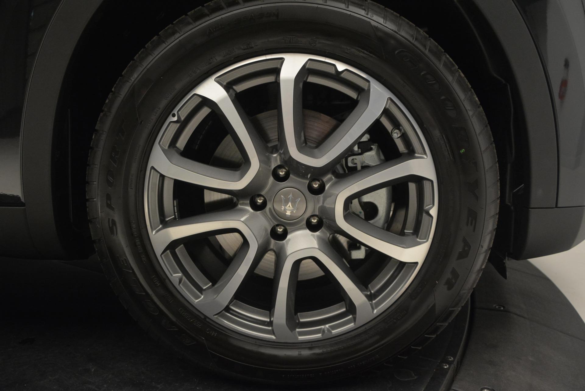 New 2017 Maserati Levante  For Sale In Greenwich, CT. Alfa Romeo of Greenwich, M1697 641_p25