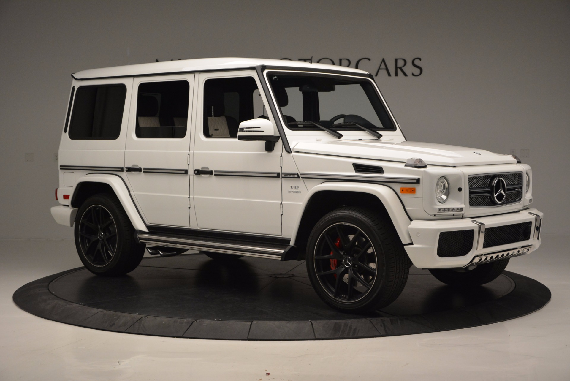 Used 2016 Mercedes Benz G-Class AMG G65 For Sale In Greenwich, CT. Alfa Romeo of Greenwich, 7102 642_p10