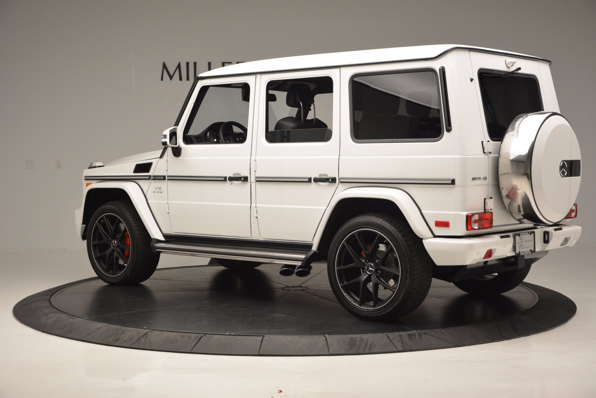 Used 2016 Mercedes Benz G-Class AMG G65 For Sale In Greenwich, CT. Alfa Romeo of Greenwich, 7102 642_p4