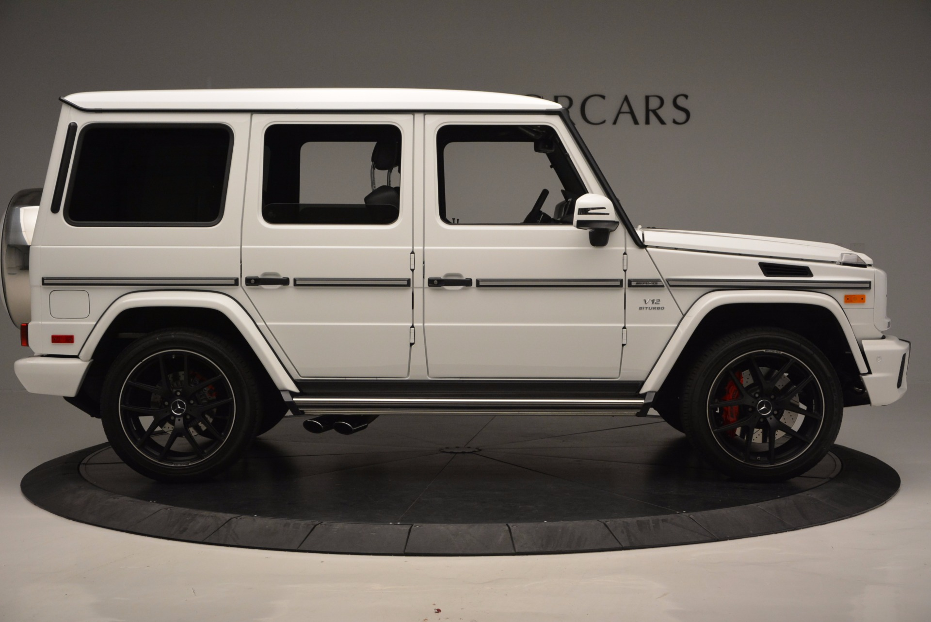 Used 2016 Mercedes Benz G-Class AMG G65 For Sale In Greenwich, CT. Alfa Romeo of Greenwich, 7102 642_p9