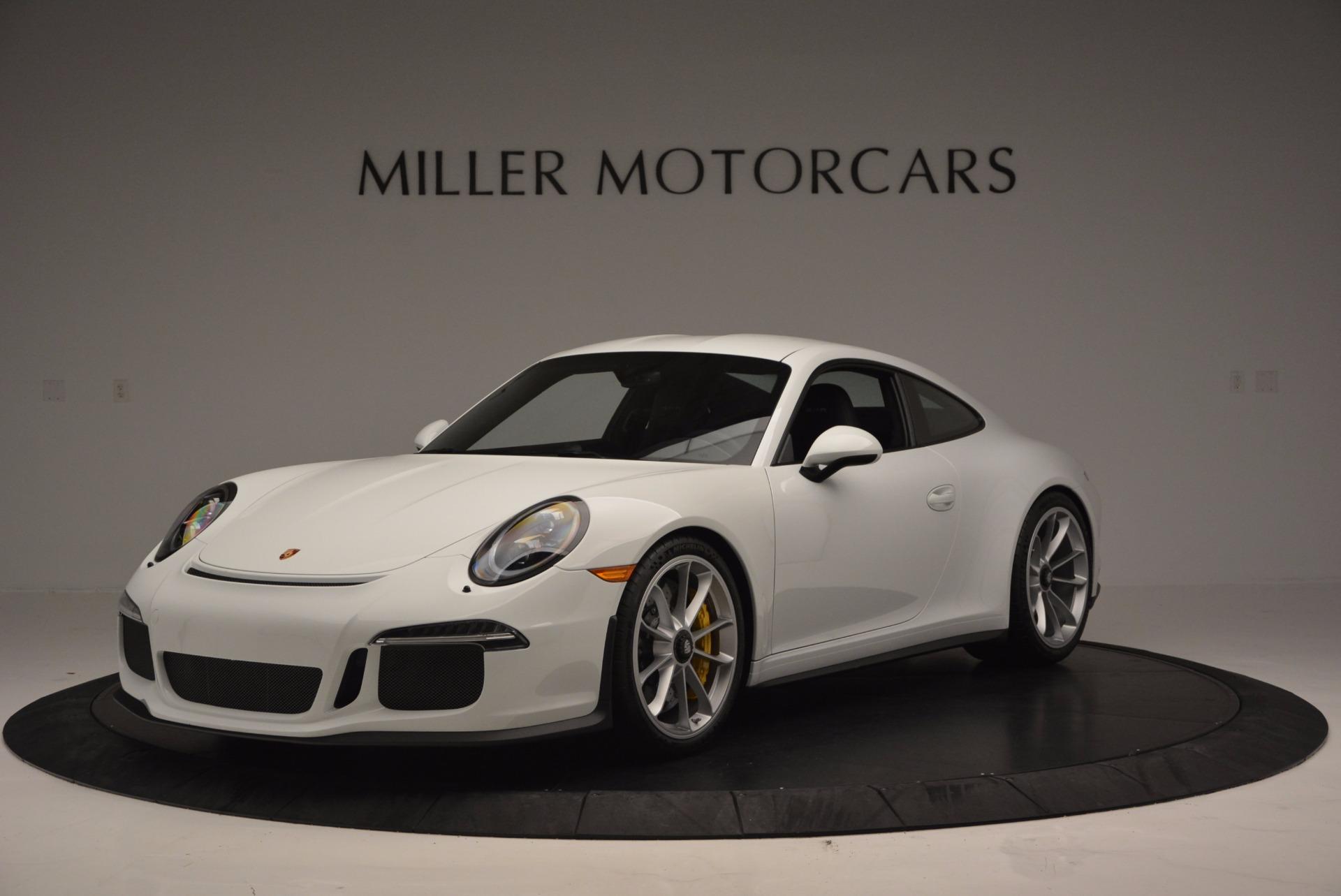 Used 2016 Porsche 911 R  For Sale In Greenwich, CT. Alfa Romeo of Greenwich, 7092C 643_main
