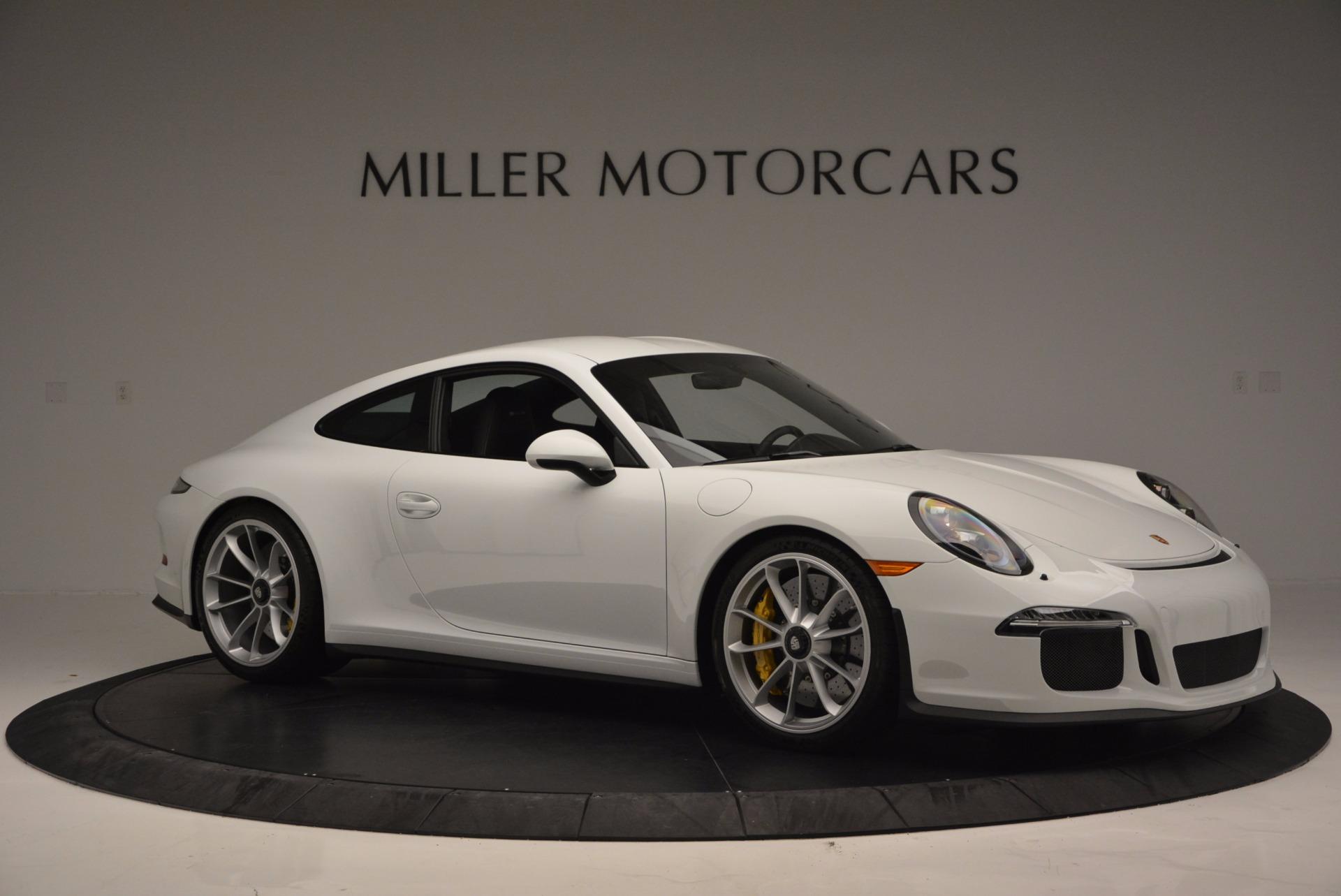 Used 2016 Porsche 911 R  For Sale In Greenwich, CT. Alfa Romeo of Greenwich, 7092C 643_p11