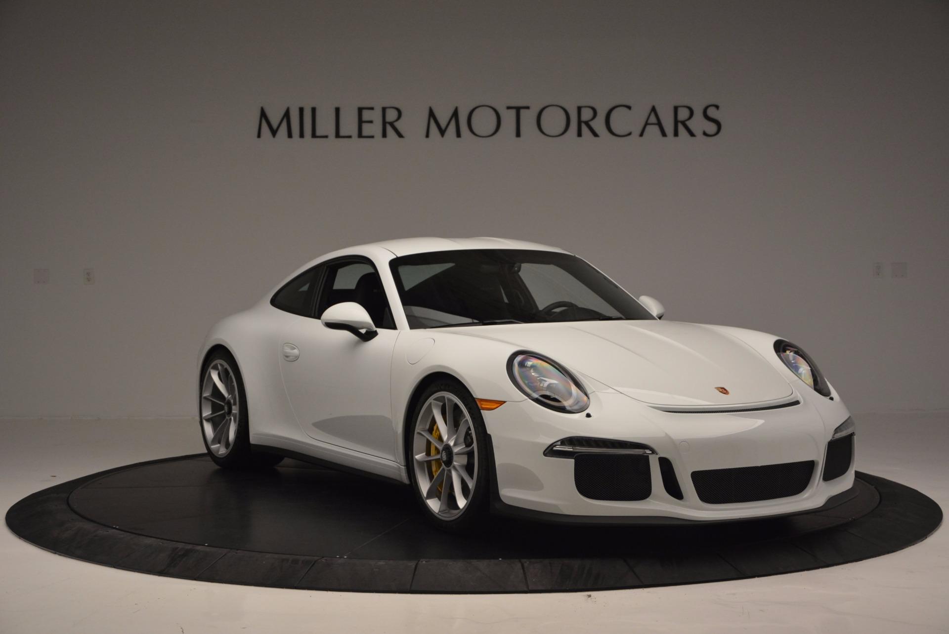 Used 2016 Porsche 911 R  For Sale In Greenwich, CT. Alfa Romeo of Greenwich, 7092C 643_p12