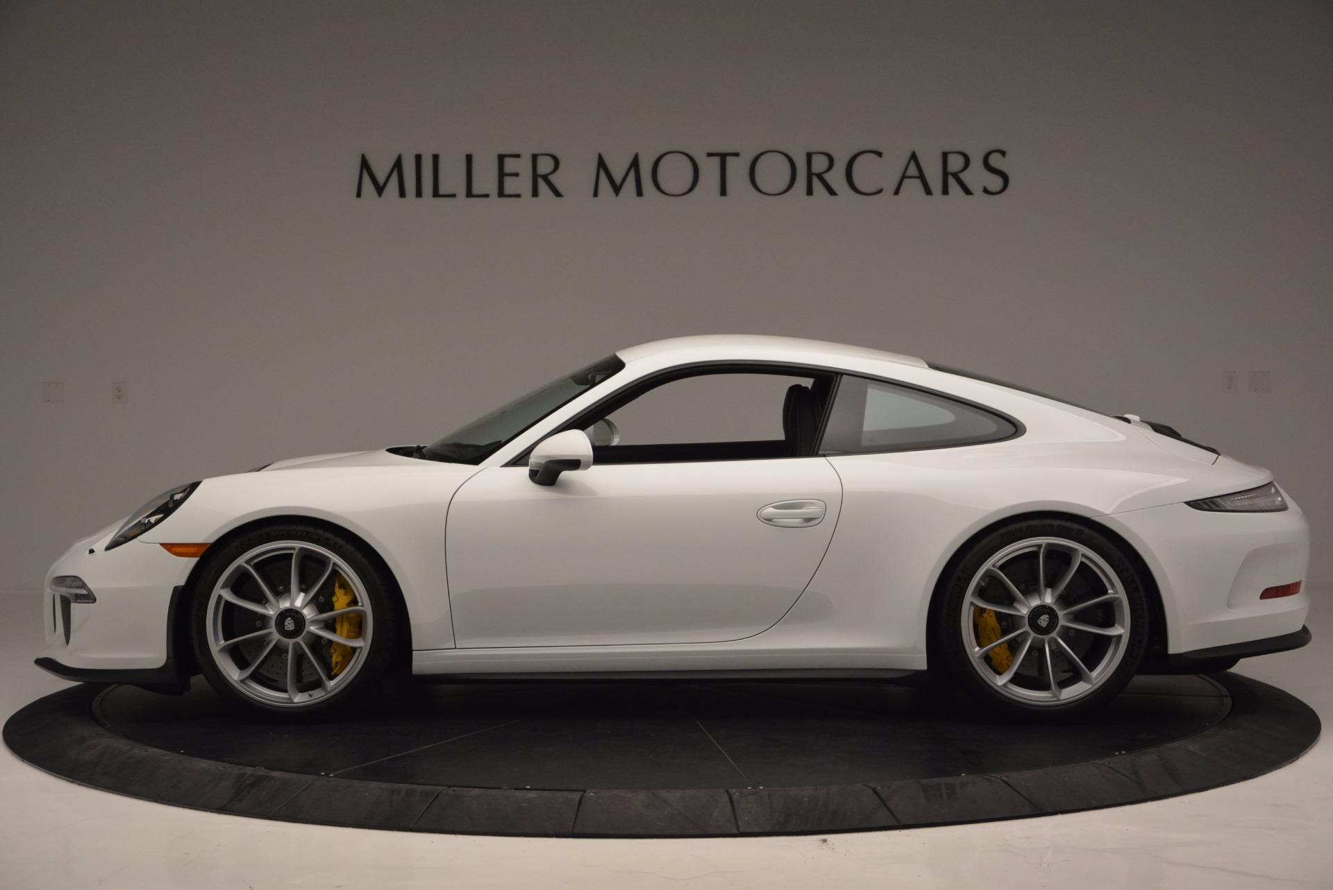 Used 2016 Porsche 911 R  For Sale In Greenwich, CT. Alfa Romeo of Greenwich, 7092C 643_p3
