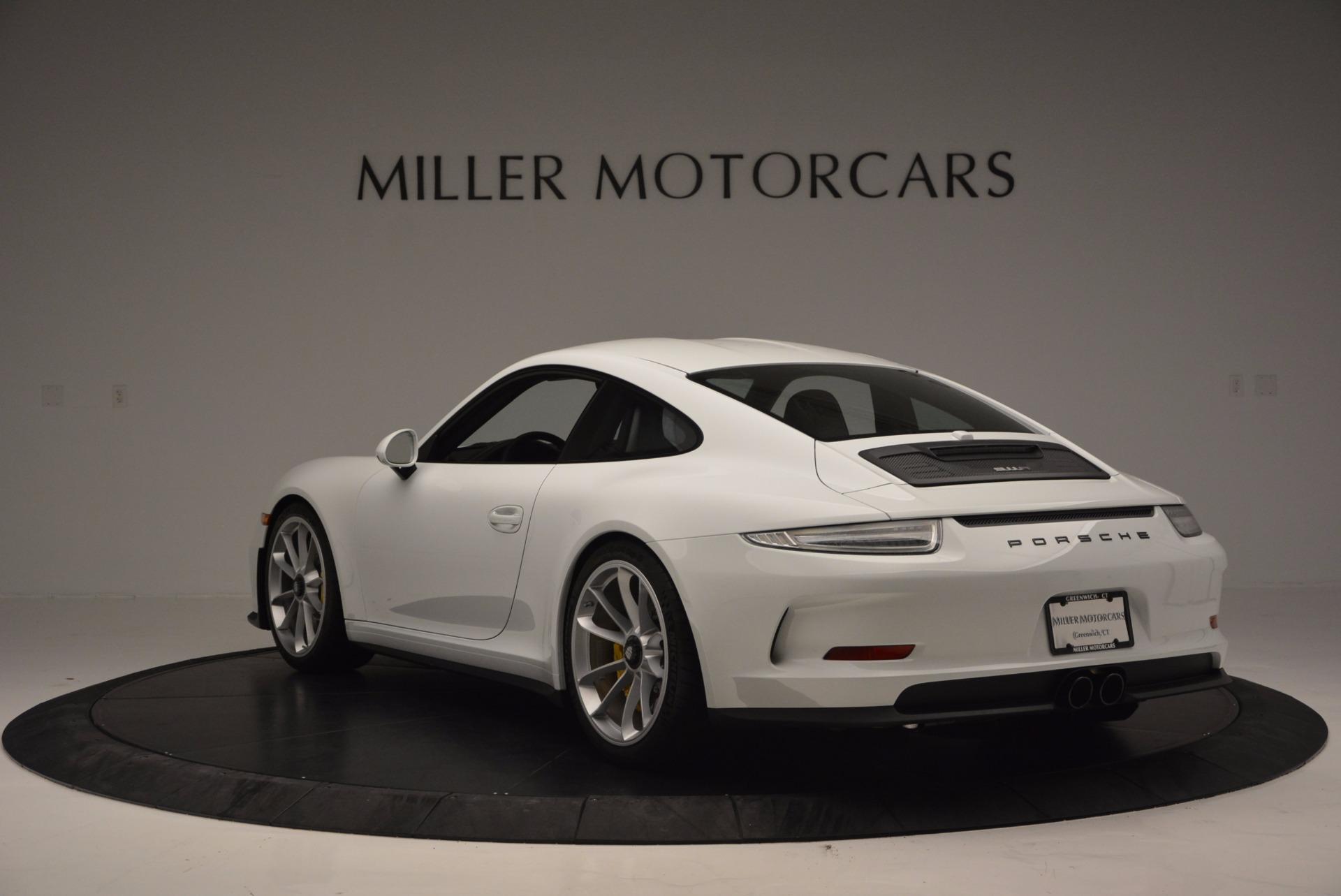 Used 2016 Porsche 911 R  For Sale In Greenwich, CT. Alfa Romeo of Greenwich, 7092C 643_p5