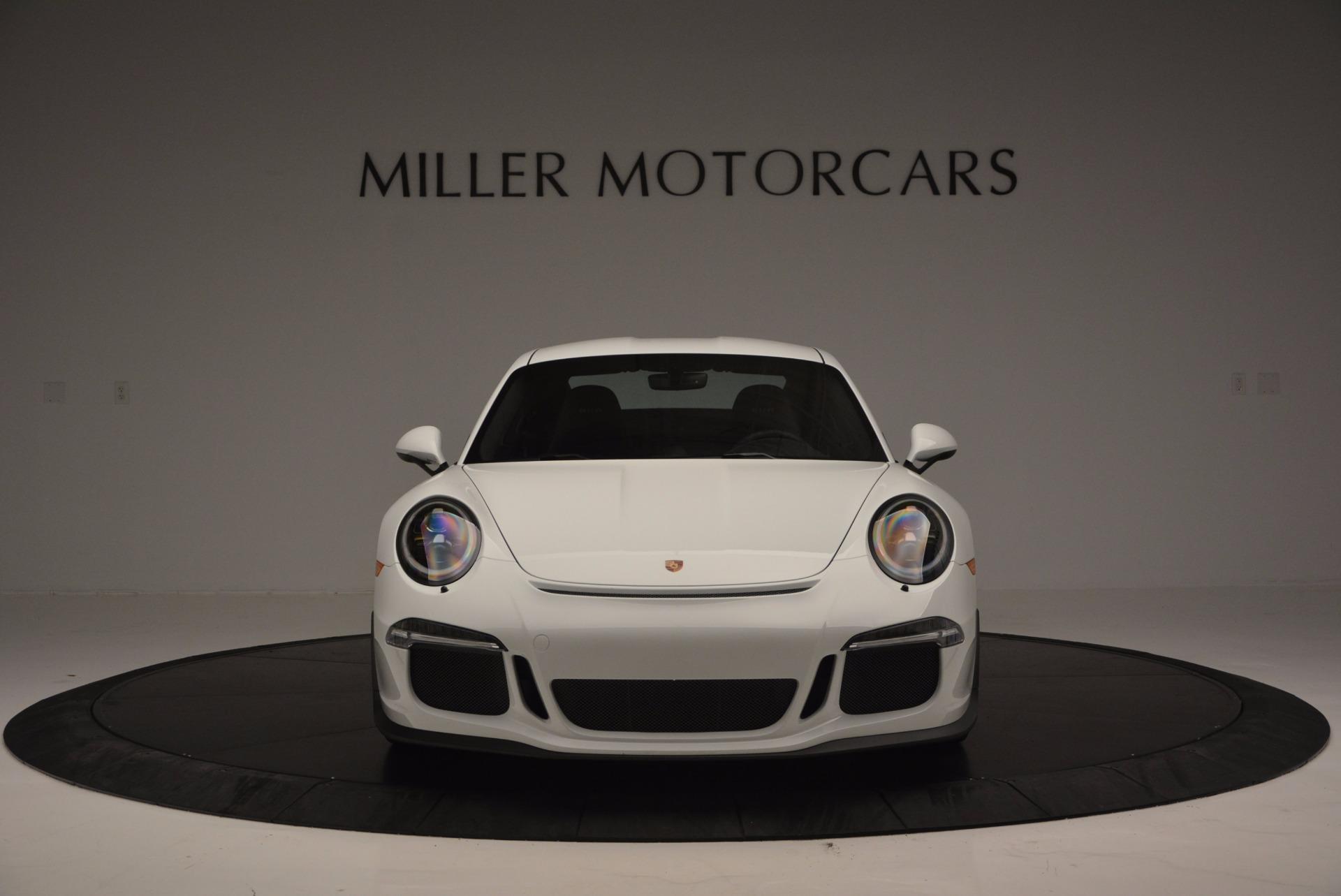Used 2016 Porsche 911 R  For Sale In Greenwich, CT. Alfa Romeo of Greenwich, 7092C 643_p6