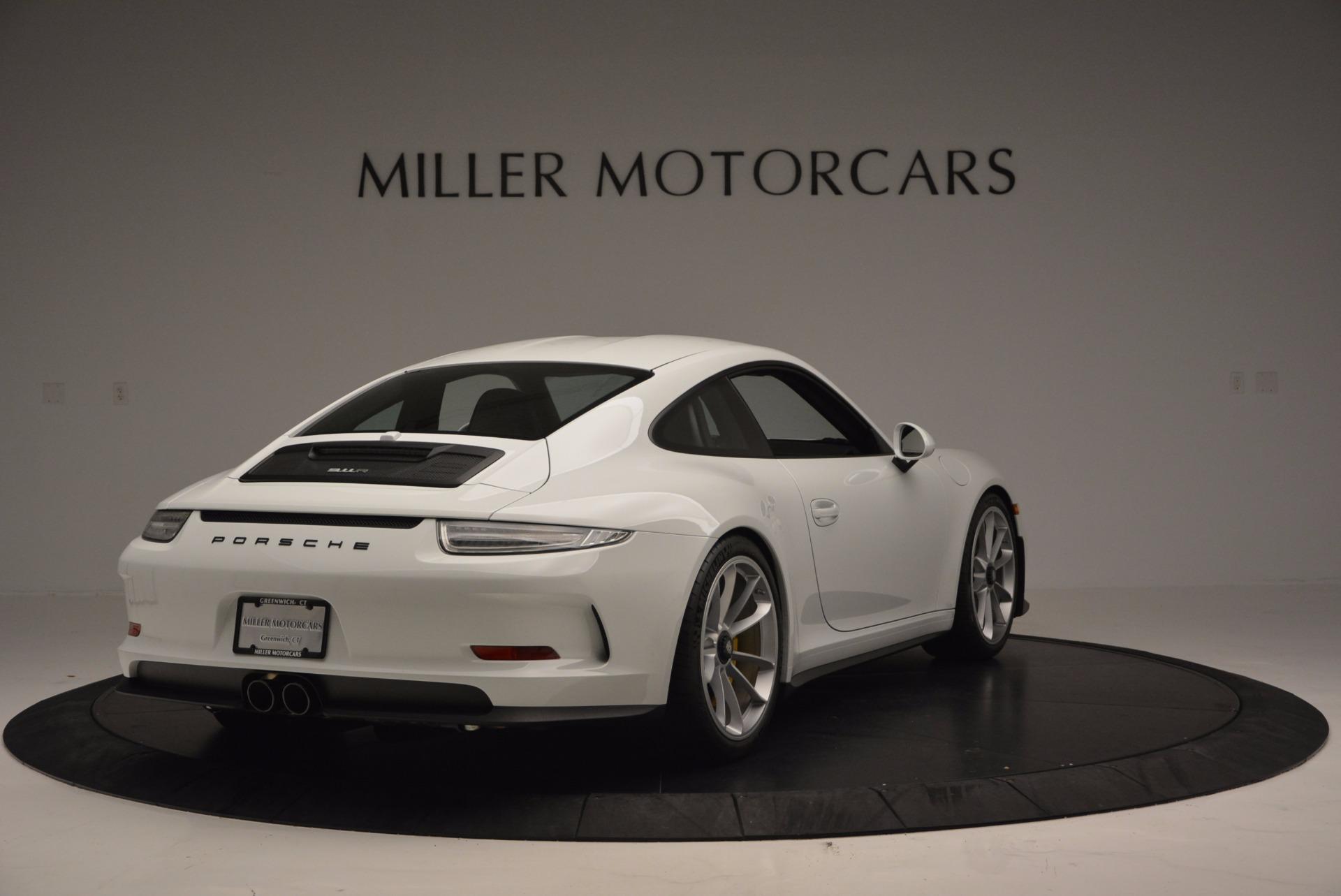 Used 2016 Porsche 911 R  For Sale In Greenwich, CT. Alfa Romeo of Greenwich, 7092C 643_p7
