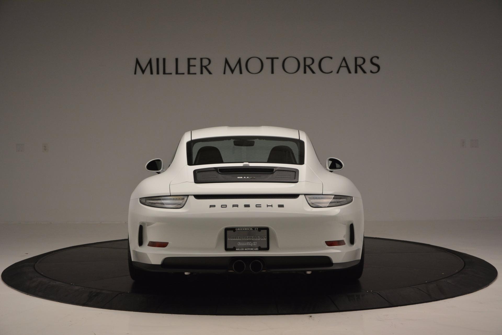 Used 2016 Porsche 911 R  For Sale In Greenwich, CT. Alfa Romeo of Greenwich, 7092C 643_p8