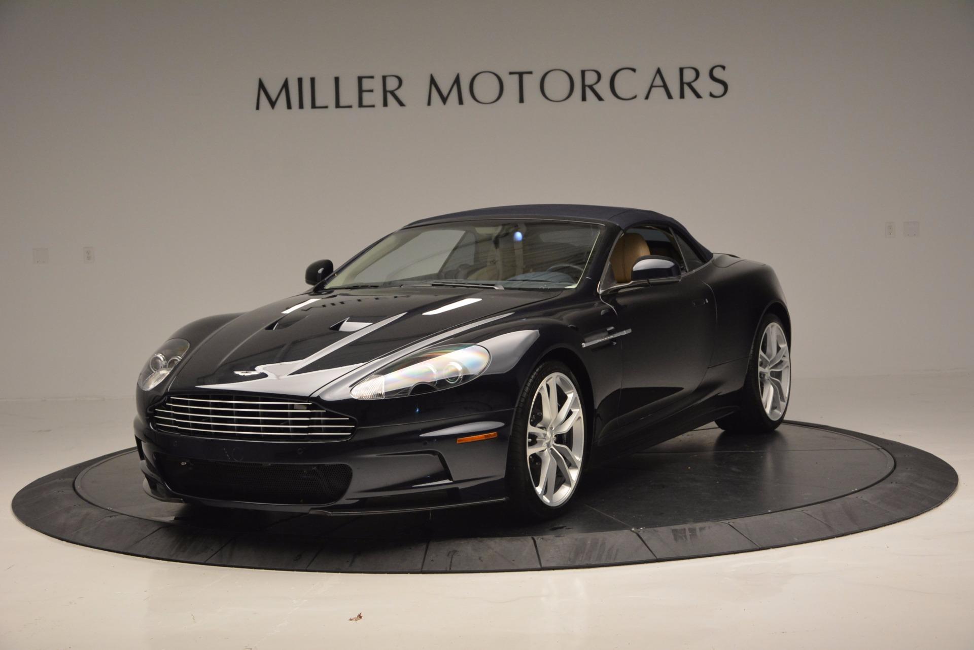 Used 2012 Aston Martin DBS Volante For Sale In Greenwich, CT. Alfa Romeo of Greenwich, 7301 644_p13