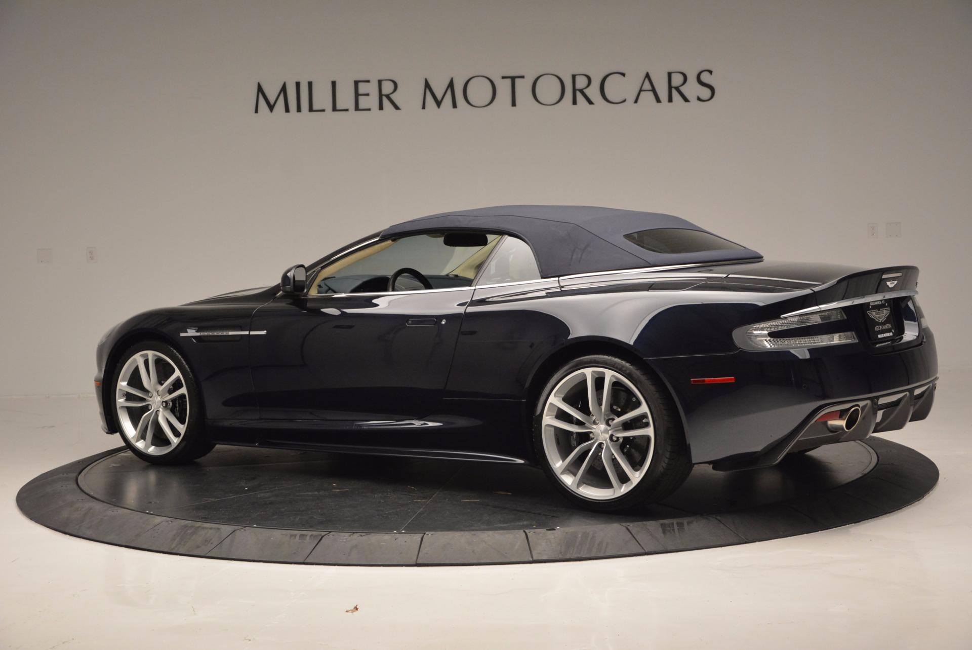 Used 2012 Aston Martin DBS Volante For Sale In Greenwich, CT. Alfa Romeo of Greenwich, 7301 644_p16
