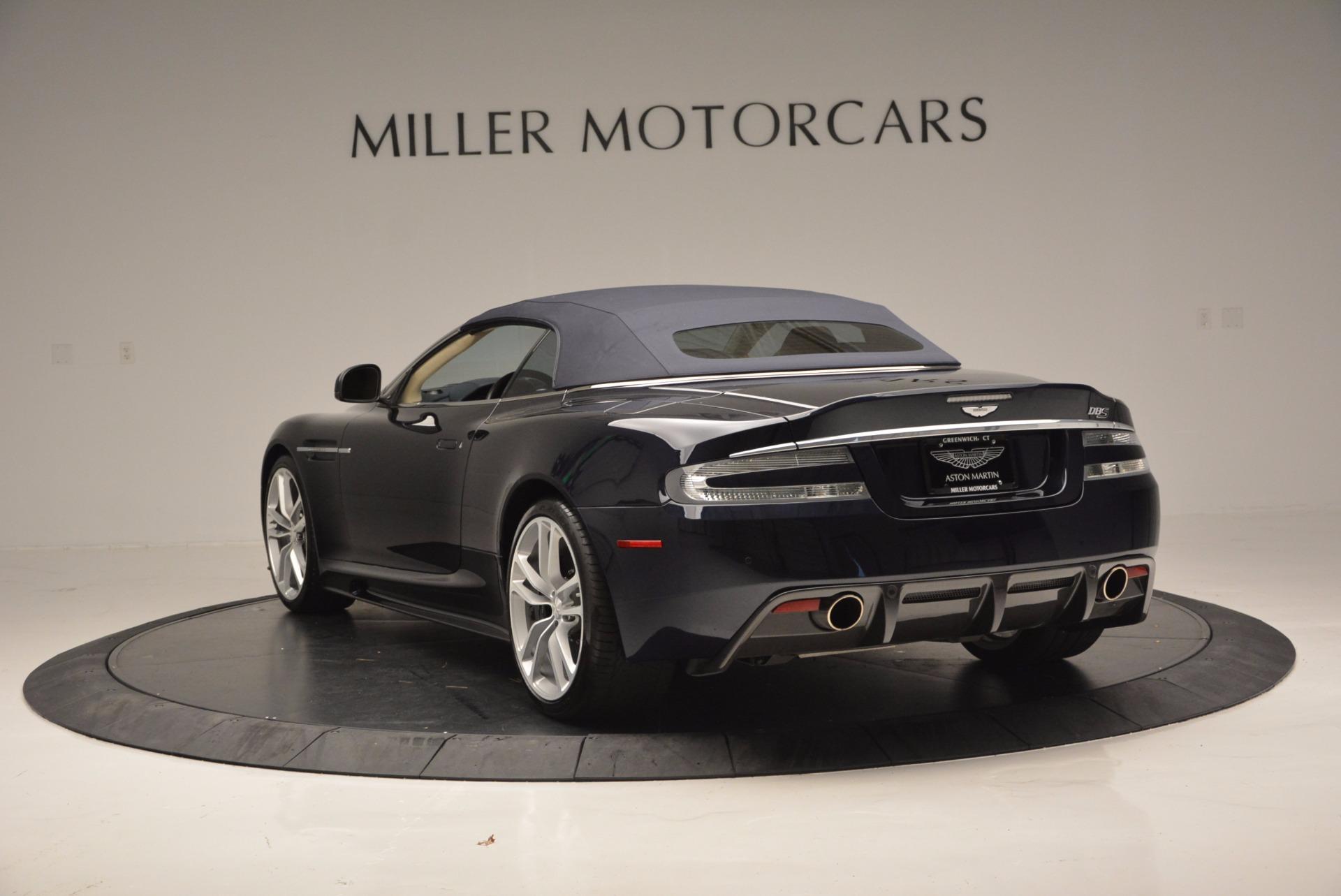 Used 2012 Aston Martin DBS Volante For Sale In Greenwich, CT. Alfa Romeo of Greenwich, 7301 644_p17