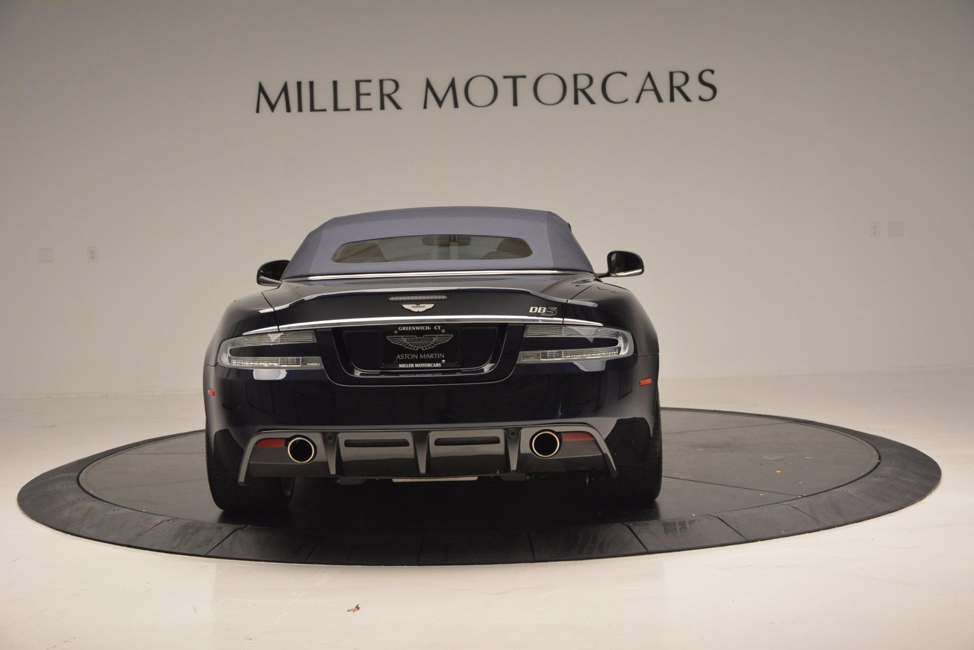 Used 2012 Aston Martin DBS Volante For Sale In Greenwich, CT. Alfa Romeo of Greenwich, 7301 644_p18