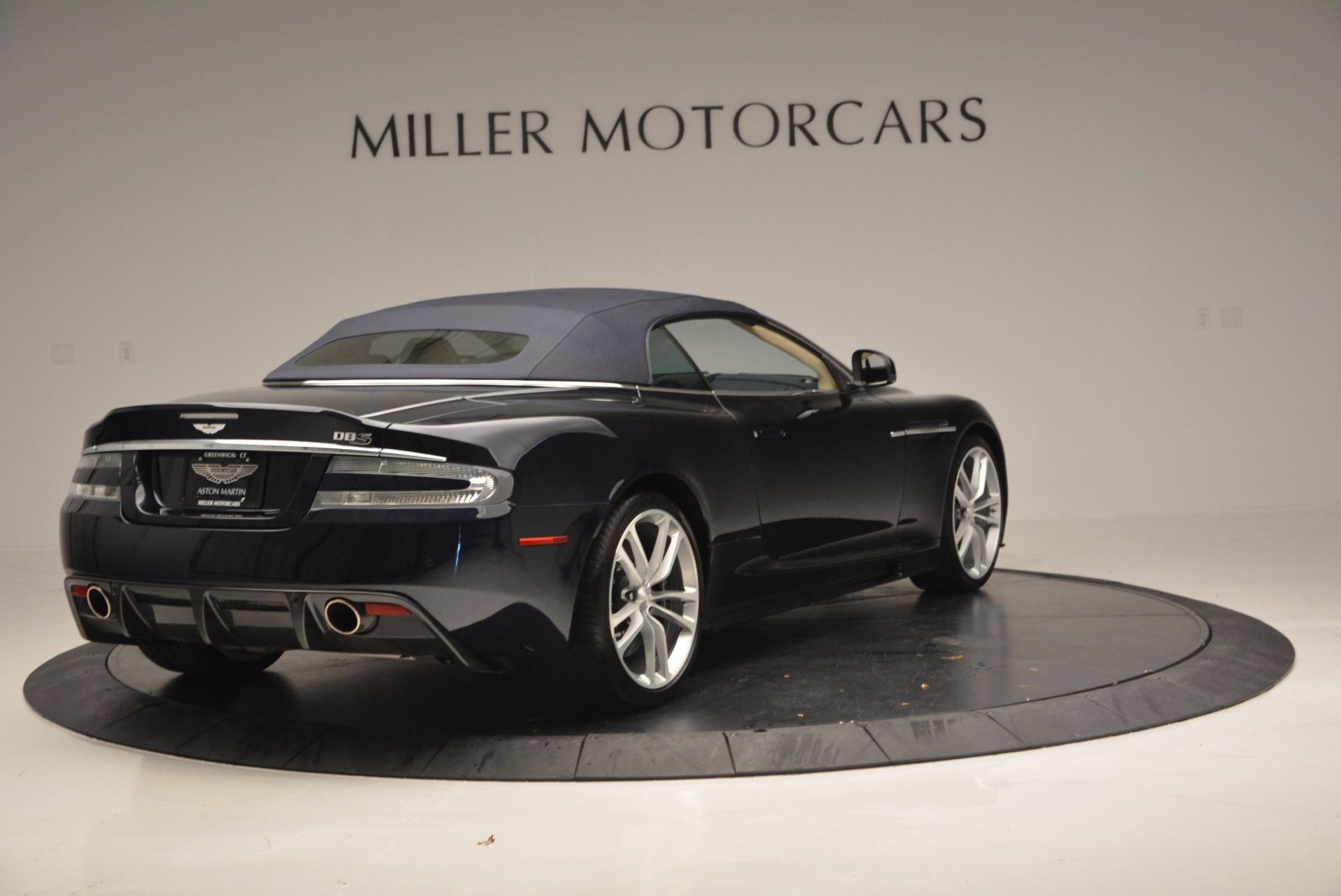 Used 2012 Aston Martin DBS Volante For Sale In Greenwich, CT. Alfa Romeo of Greenwich, 7301 644_p19