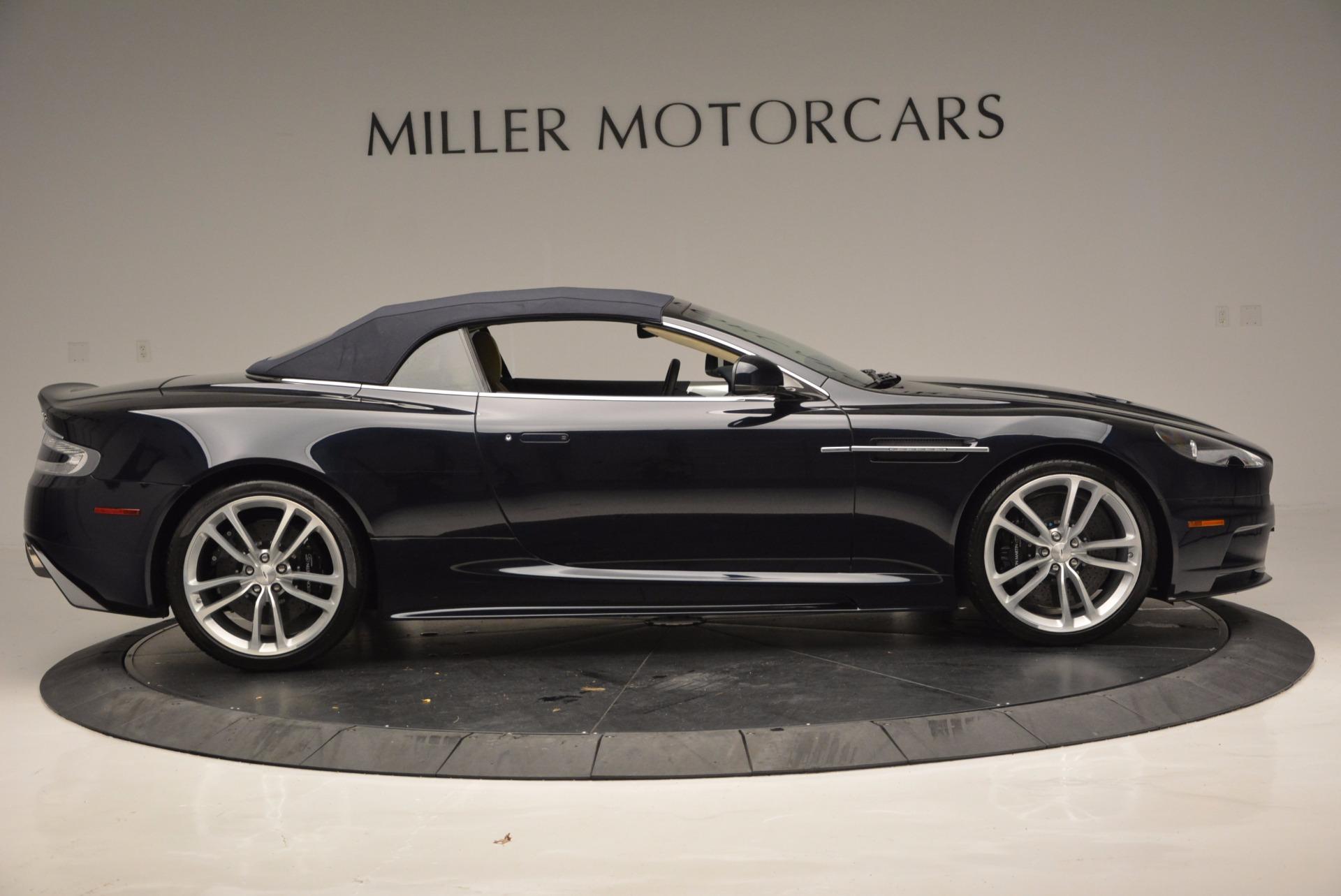 Used 2012 Aston Martin DBS Volante For Sale In Greenwich, CT. Alfa Romeo of Greenwich, 7301 644_p21