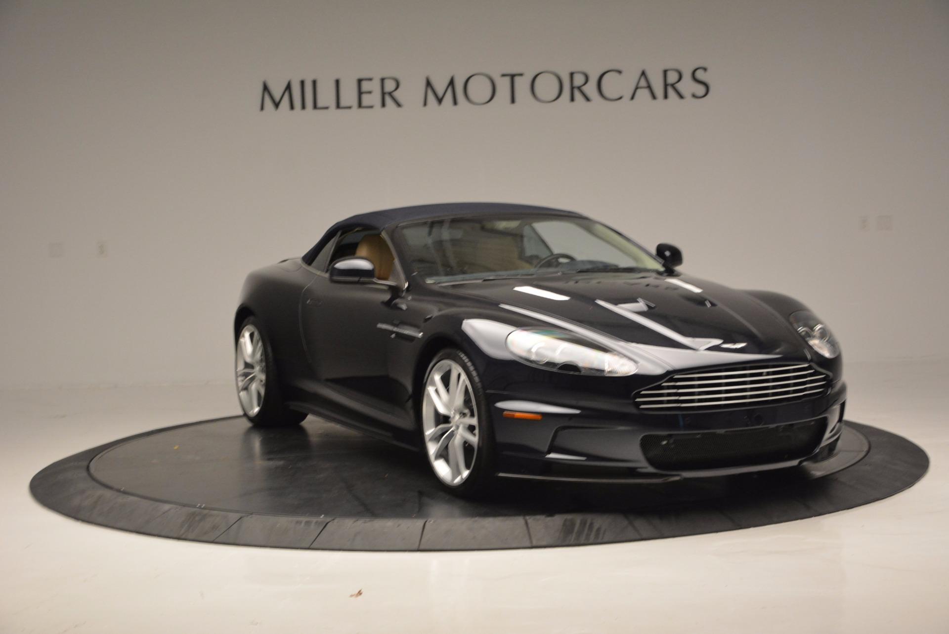 Used 2012 Aston Martin DBS Volante For Sale In Greenwich, CT. Alfa Romeo of Greenwich, 7301 644_p23