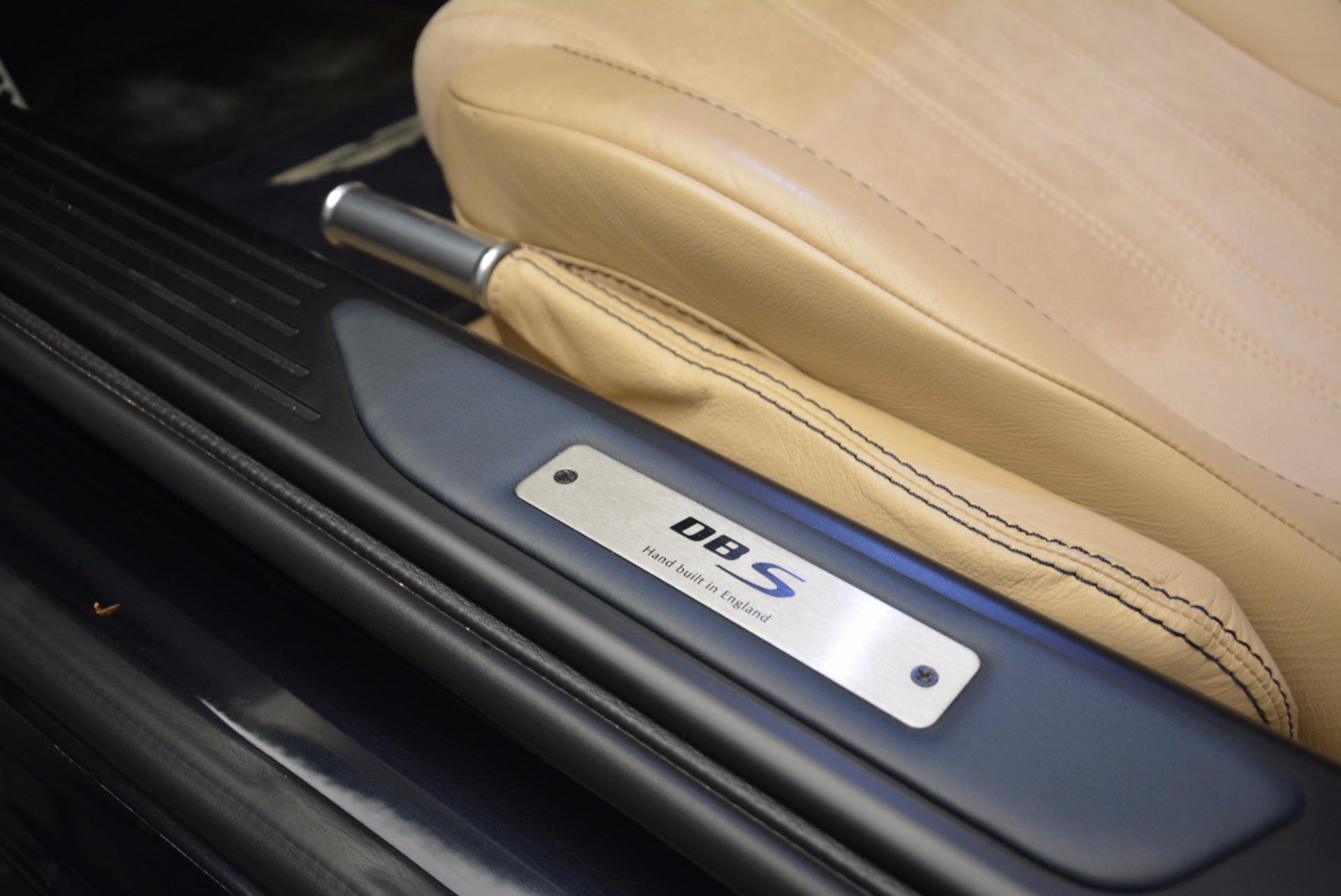 Used 2012 Aston Martin DBS Volante For Sale In Greenwich, CT. Alfa Romeo of Greenwich, 7301 644_p30