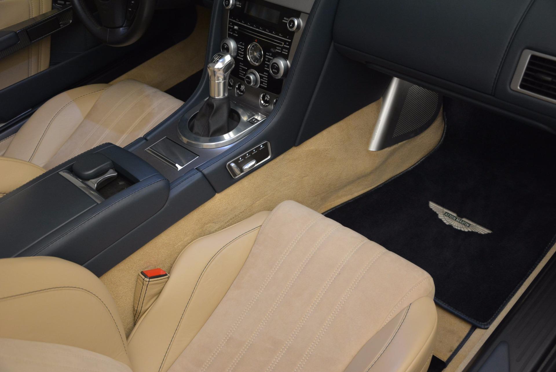Used 2012 Aston Martin DBS Volante For Sale In Greenwich, CT. Alfa Romeo of Greenwich, 7301 644_p32