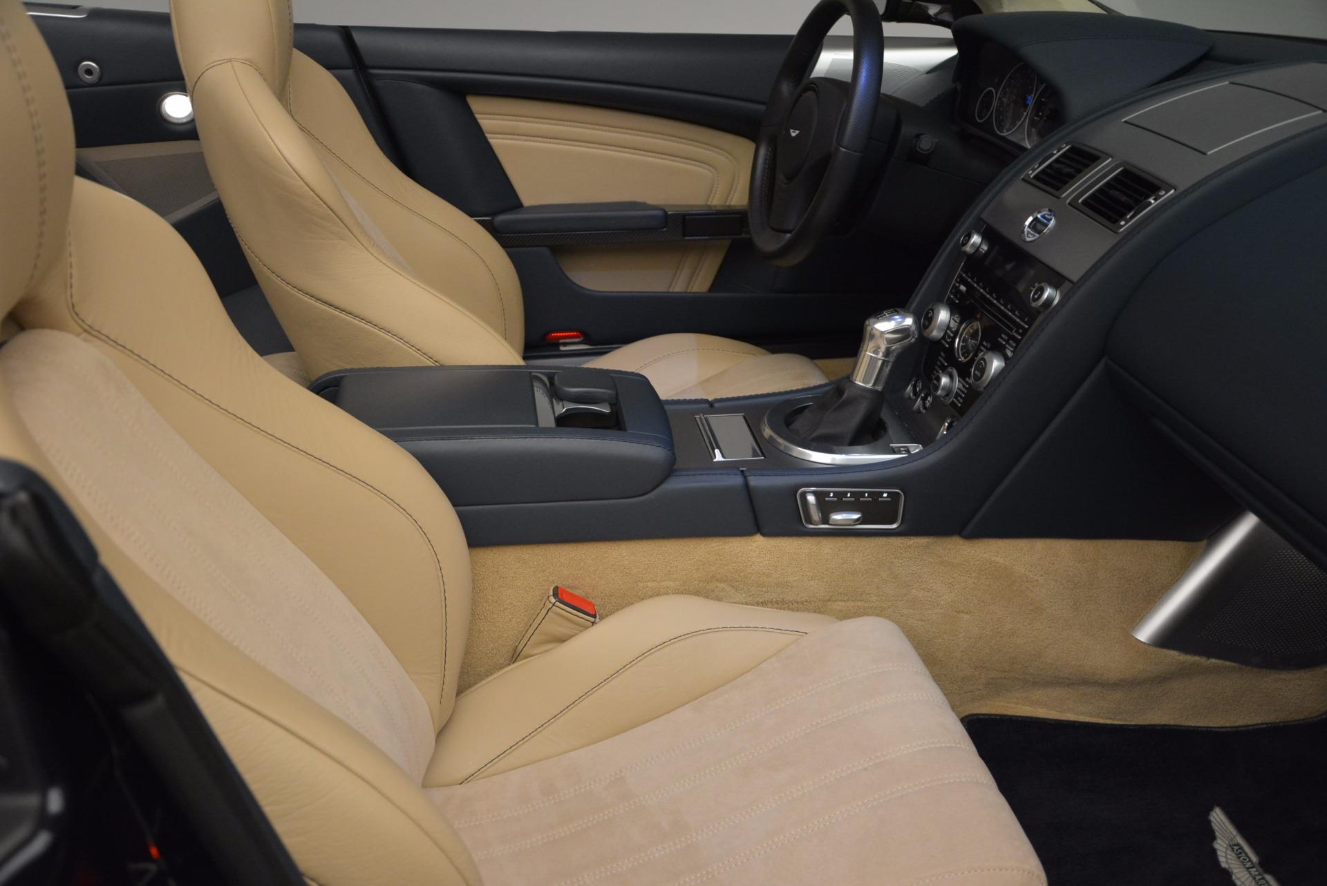 Used 2012 Aston Martin DBS Volante For Sale In Greenwich, CT. Alfa Romeo of Greenwich, 7301 644_p34