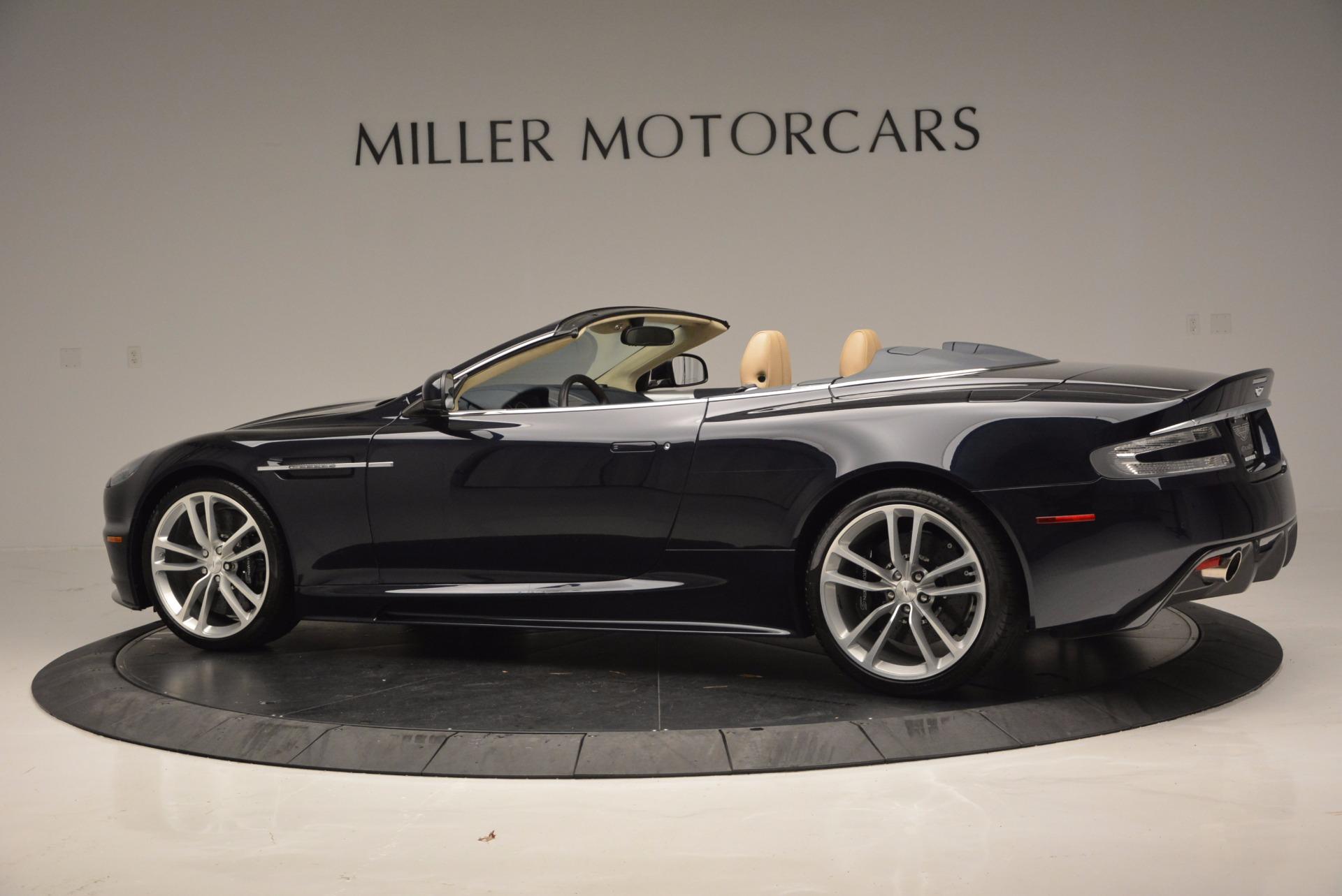 Used 2012 Aston Martin DBS Volante For Sale In Greenwich, CT. Alfa Romeo of Greenwich, 7301 644_p4