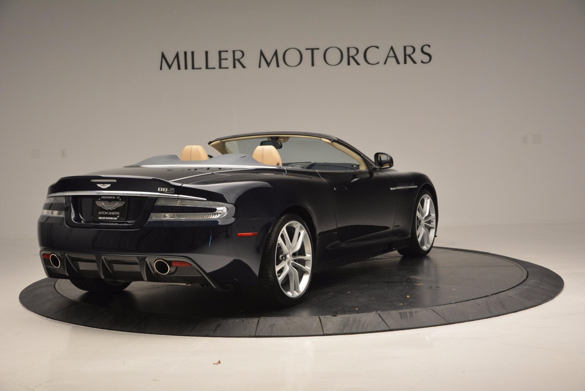 Used 2012 Aston Martin DBS Volante For Sale In Greenwich, CT. Alfa Romeo of Greenwich, 7301 644_p7