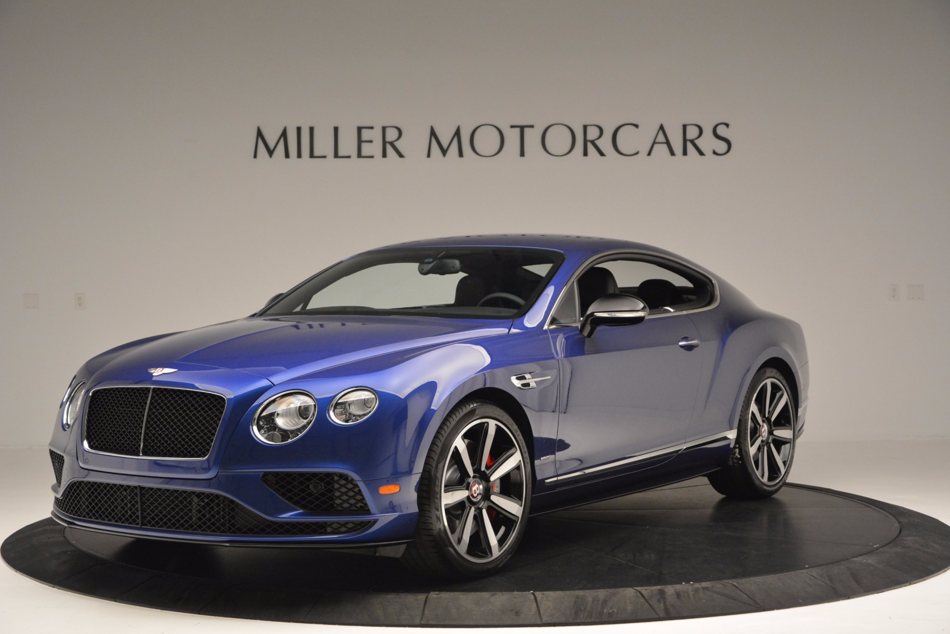 Used 2017 Bentley Continental GT V8 S For Sale In Greenwich, CT. Alfa Romeo of Greenwich, B1199