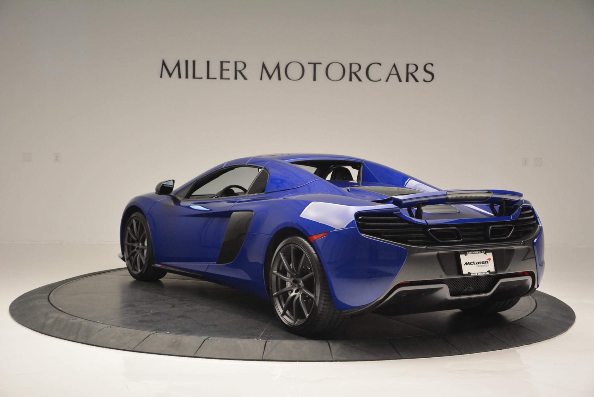 Used 2016 McLaren 650S Spider  For Sale In Greenwich, CT. Alfa Romeo of Greenwich, MC238 65_p15