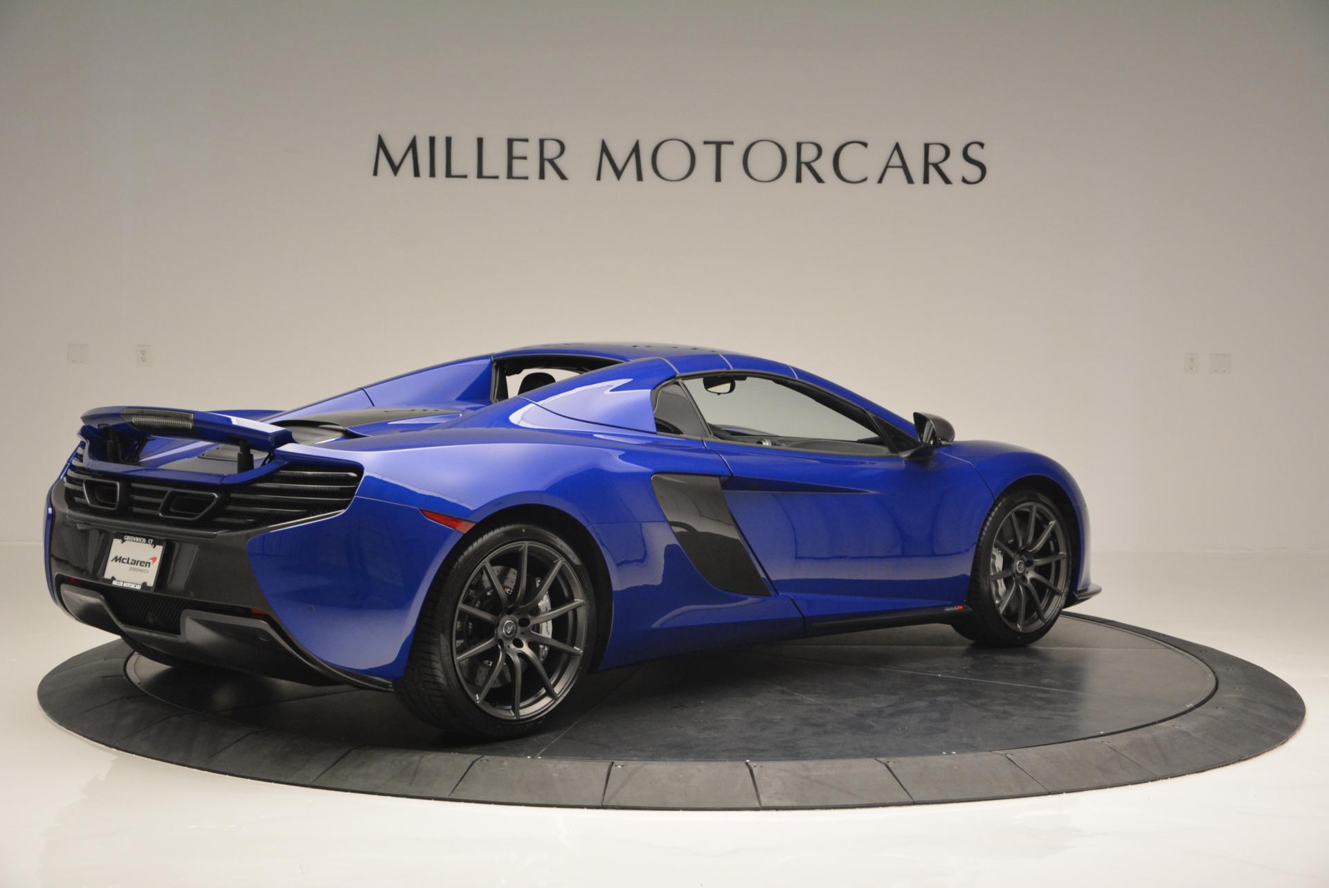 Used 2016 McLaren 650S Spider  For Sale In Greenwich, CT. Alfa Romeo of Greenwich, MC238 65_p17