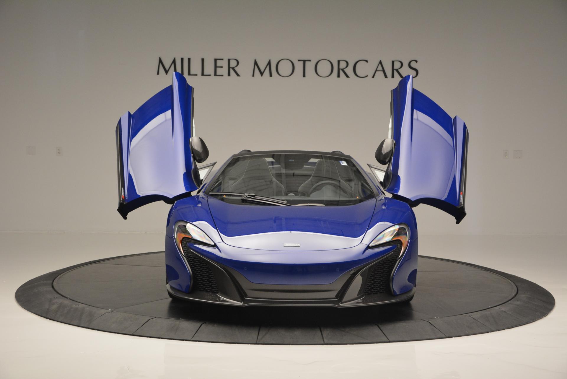 Used 2016 McLaren 650S Spider  For Sale In Greenwich, CT. Alfa Romeo of Greenwich, MC238 65_p20