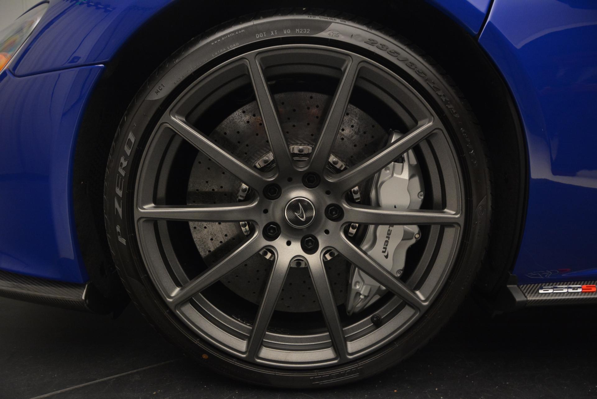 Used 2016 McLaren 650S Spider  For Sale In Greenwich, CT. Alfa Romeo of Greenwich, MC238 65_p27