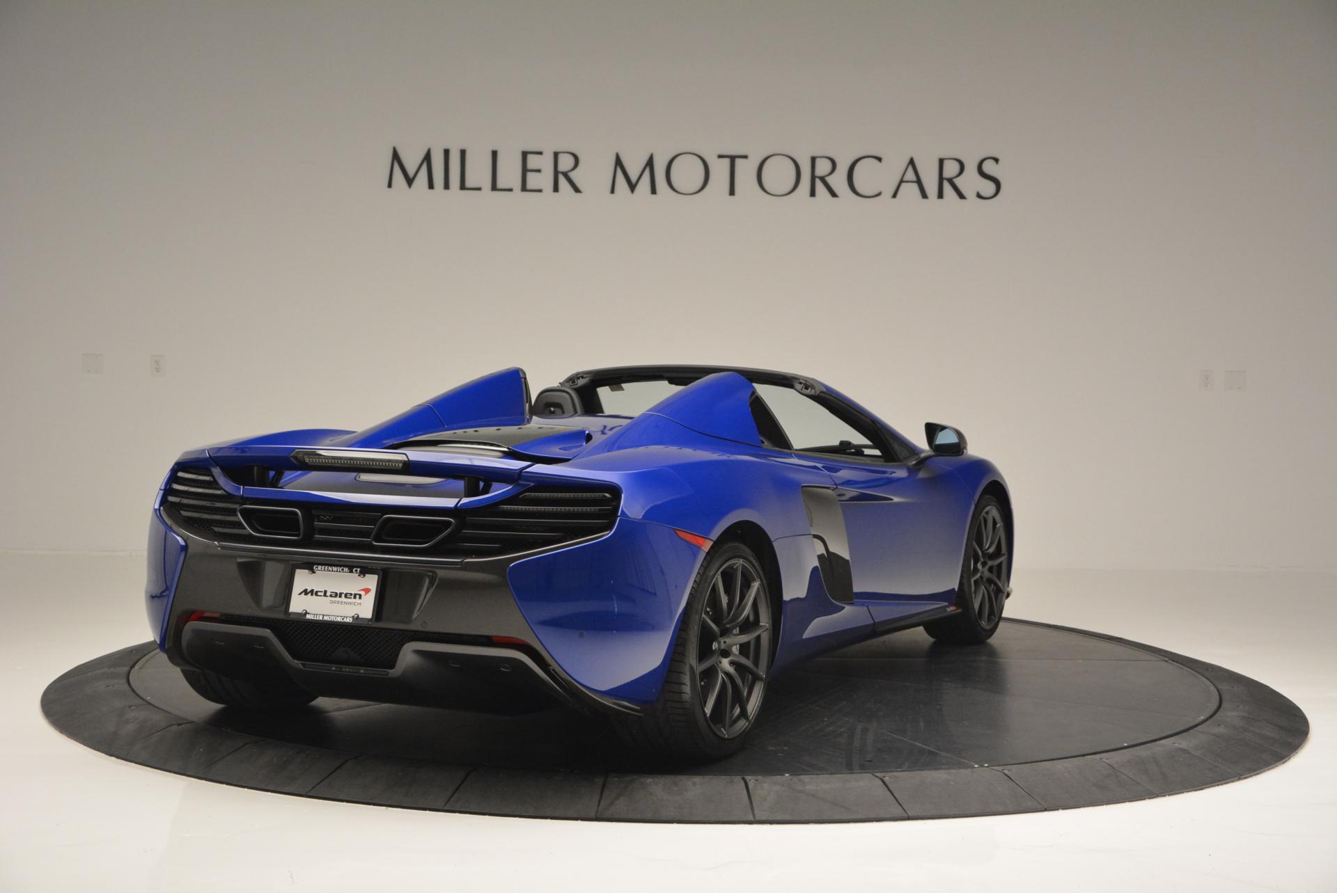 Used 2016 McLaren 650S Spider  For Sale In Greenwich, CT. Alfa Romeo of Greenwich, MC238 65_p7