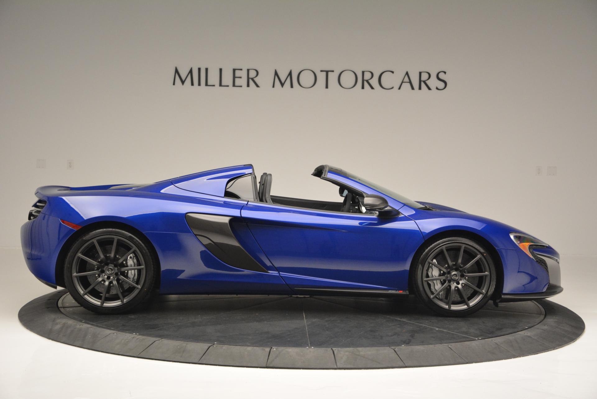 Used 2016 McLaren 650S Spider  For Sale In Greenwich, CT. Alfa Romeo of Greenwich, MC238 65_p9