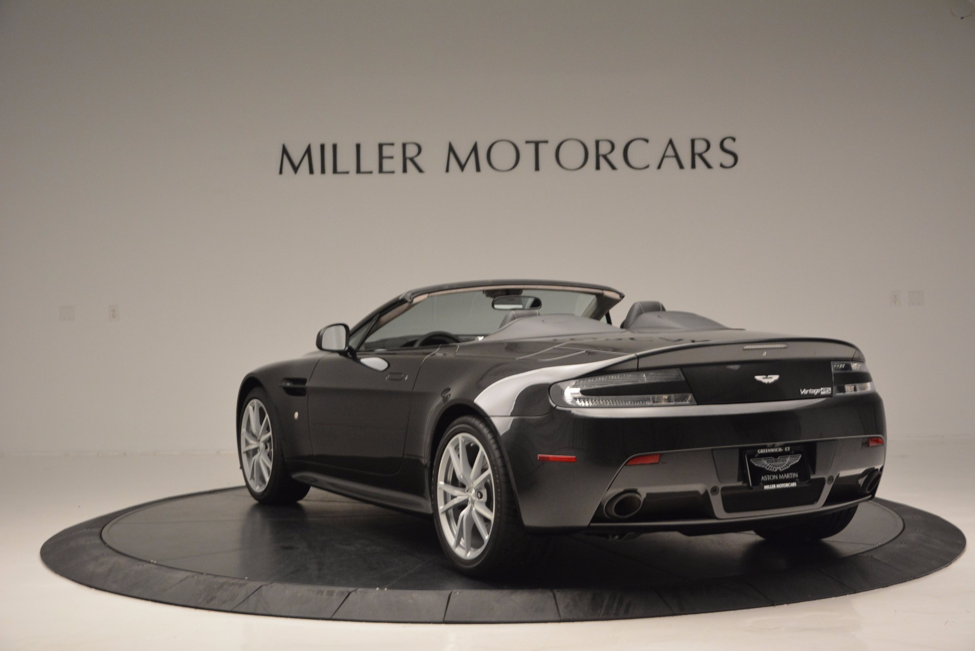 Used 2016 Aston Martin V8 Vantage S Roadster For Sale In Greenwich, CT. Alfa Romeo of Greenwich, 7098 652_p5