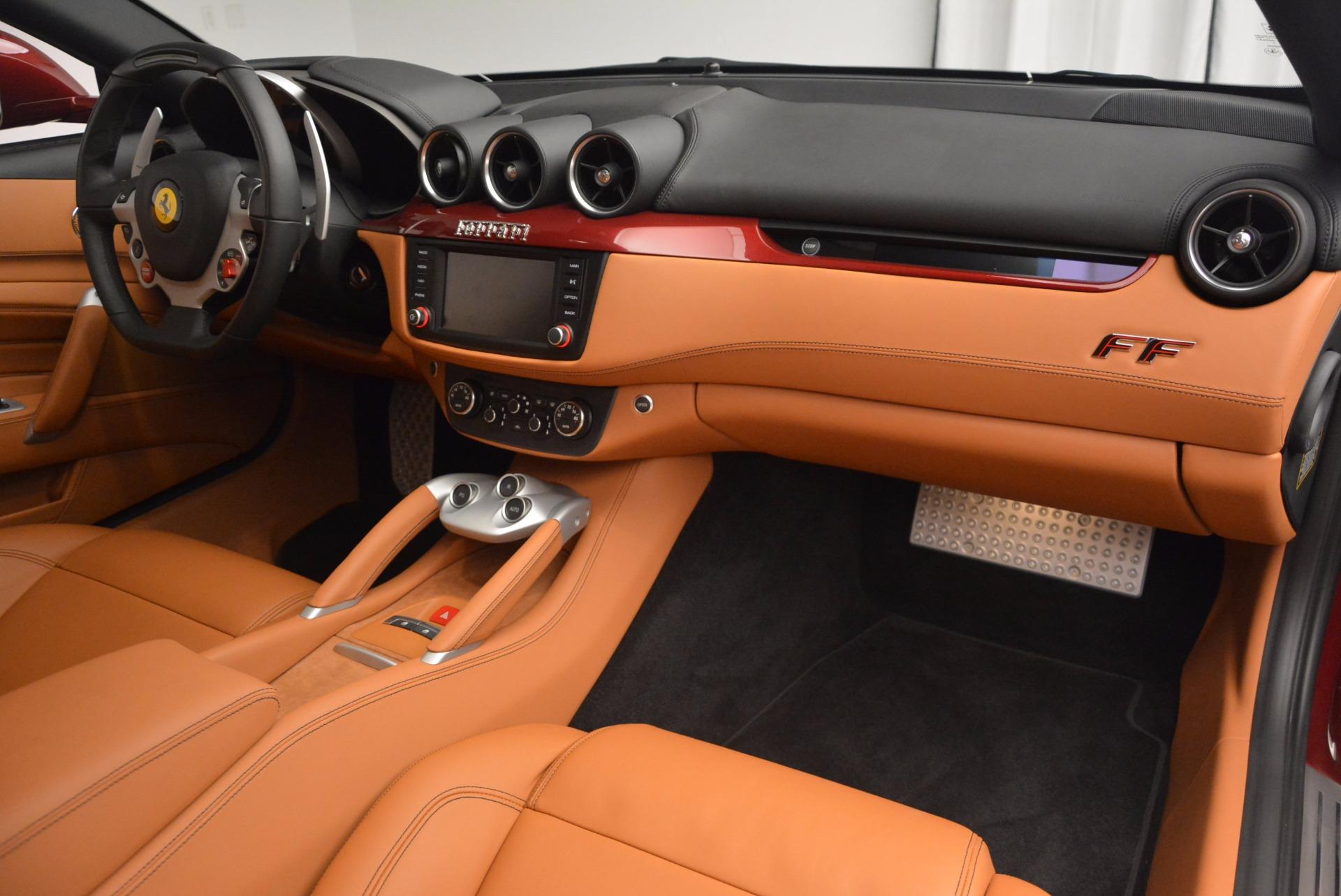 Used 2015 Ferrari FF  For Sale In Greenwich, CT. Alfa Romeo of Greenwich, 4352 654_p21