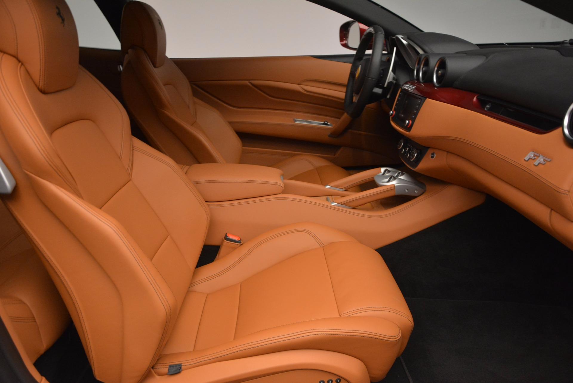 Used 2015 Ferrari FF  For Sale In Greenwich, CT. Alfa Romeo of Greenwich, 4352 654_p22