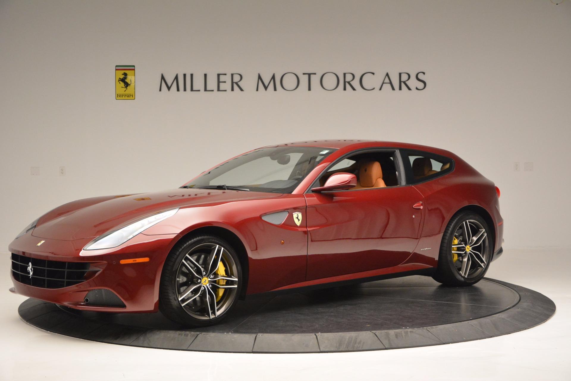 Used 2015 Ferrari FF  For Sale In Greenwich, CT. Alfa Romeo of Greenwich, 4352 654_p5