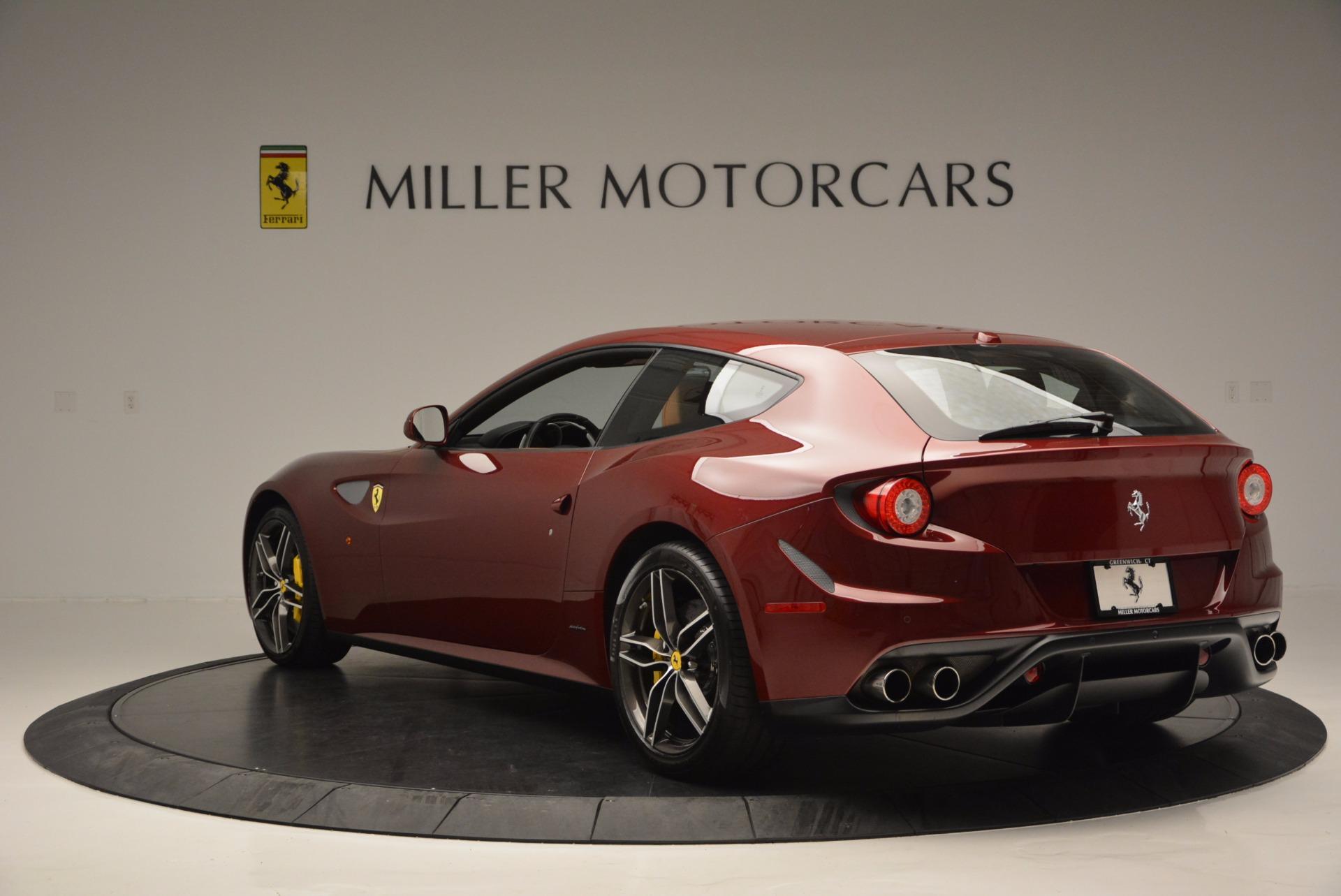 Used 2015 Ferrari FF  For Sale In Greenwich, CT. Alfa Romeo of Greenwich, 4352 654_p8