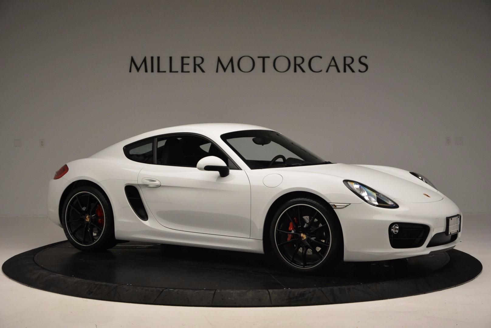 Used 2014 Porsche Cayman S For Sale In Greenwich, CT. Alfa Romeo of Greenwich, MC264A 657_p10