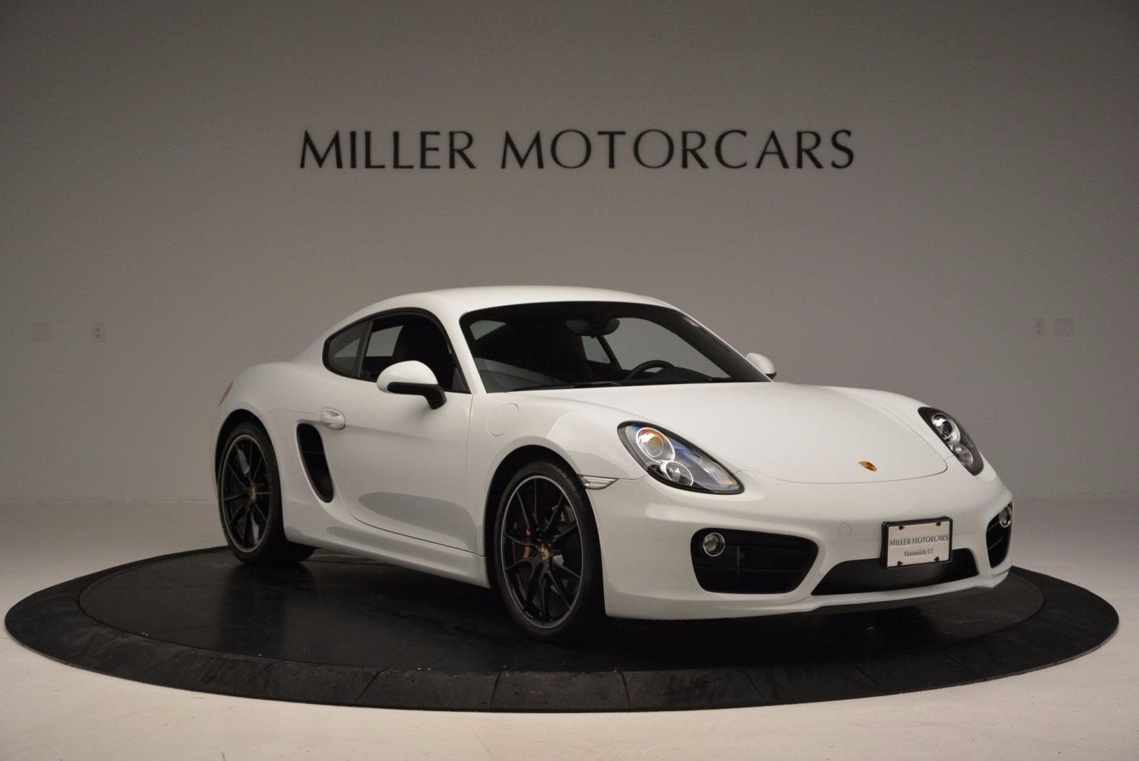 Used 2014 Porsche Cayman S For Sale In Greenwich, CT. Alfa Romeo of Greenwich, MC264A 657_p11