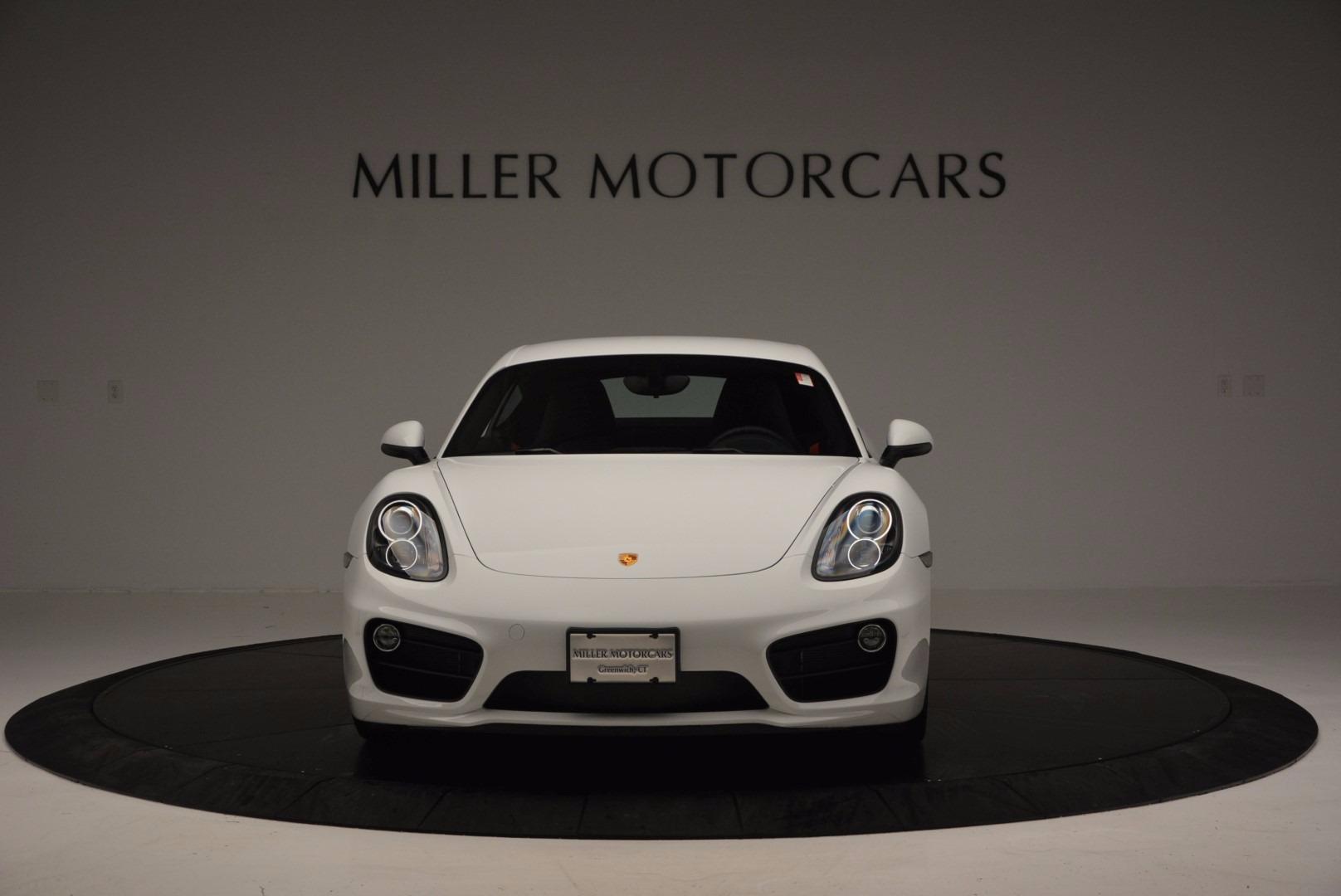 Used 2014 Porsche Cayman S For Sale In Greenwich, CT. Alfa Romeo of Greenwich, MC264A 657_p12