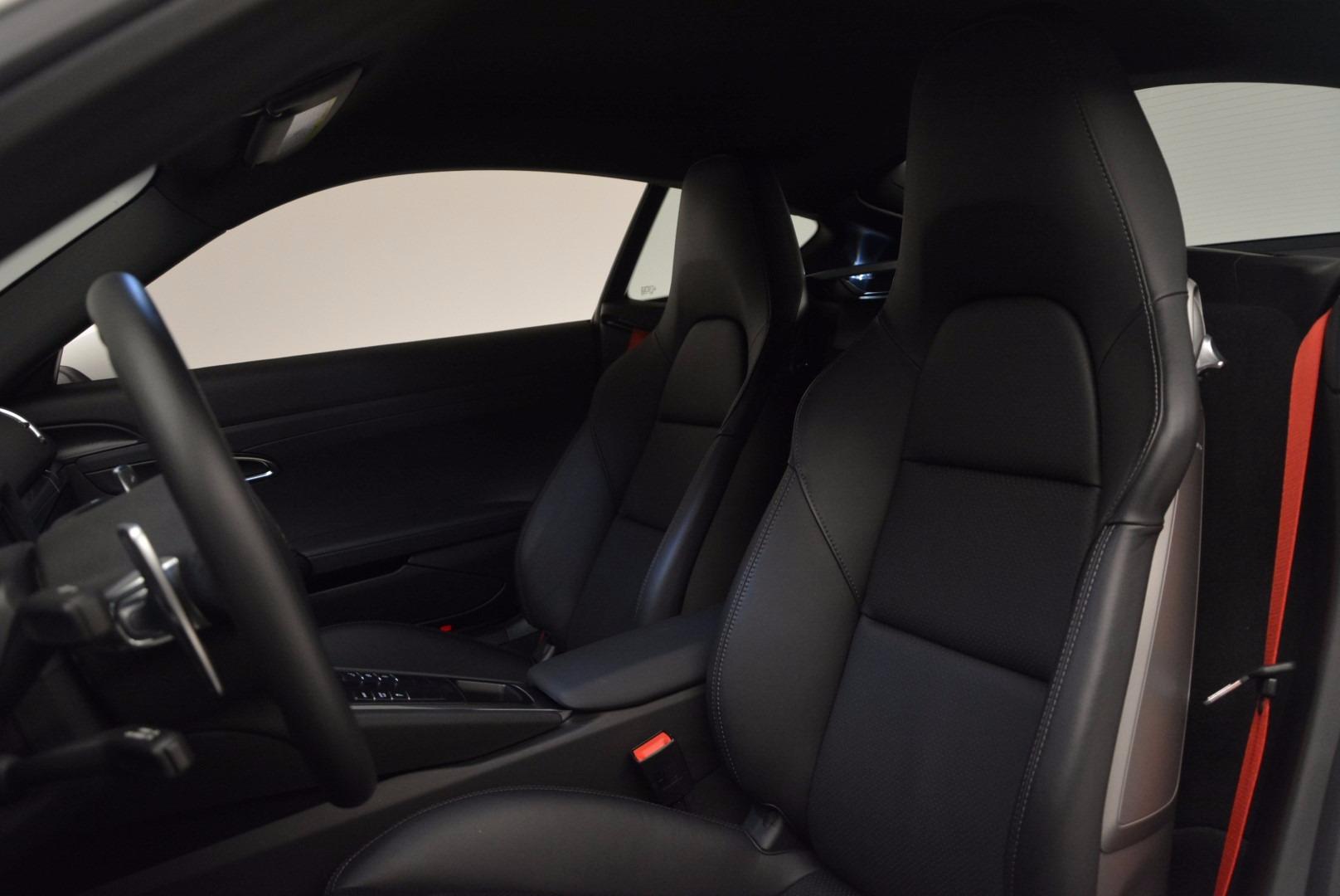 Used 2014 Porsche Cayman S For Sale In Greenwich, CT. Alfa Romeo of Greenwich, MC264A 657_p15